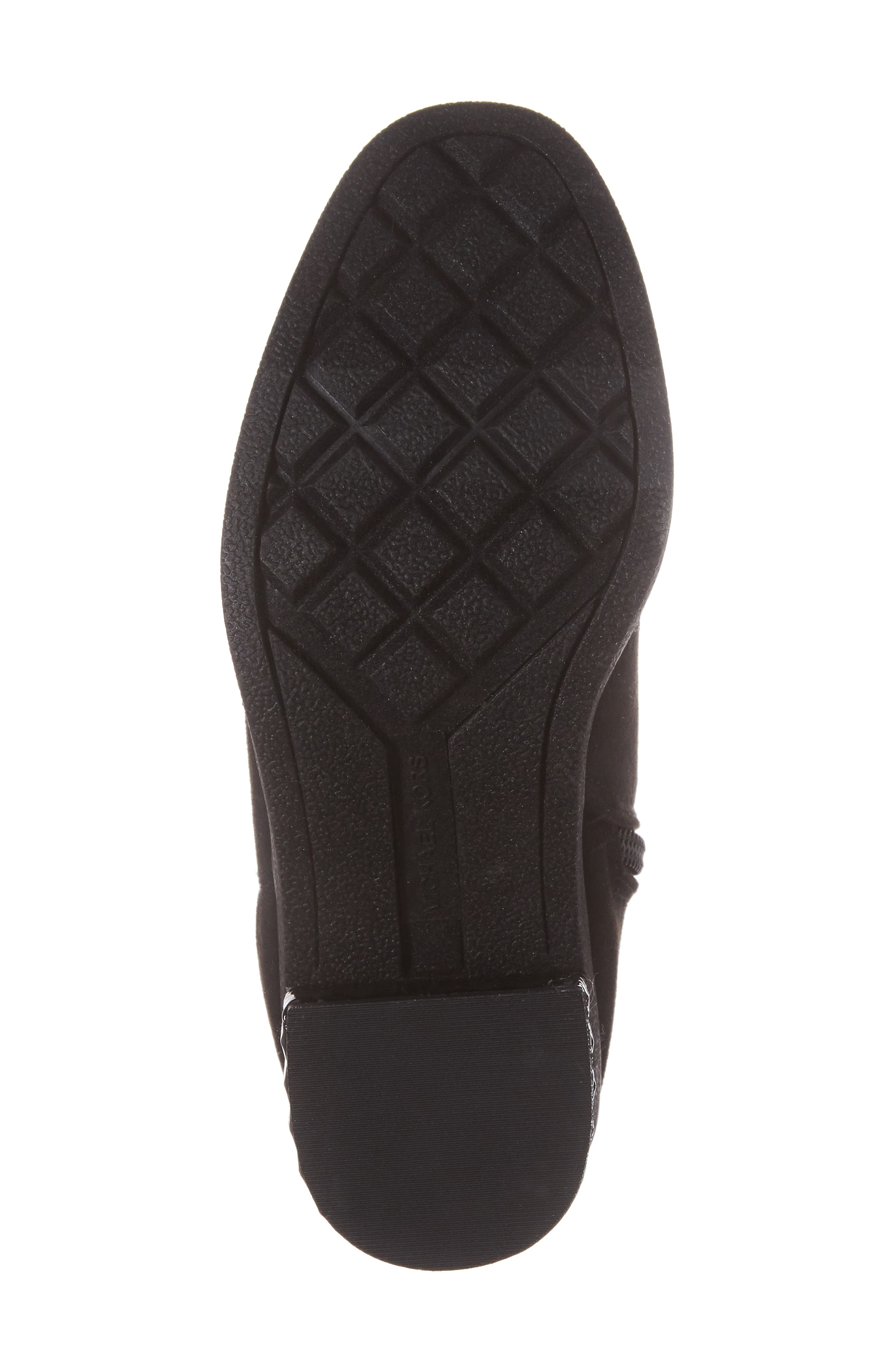 Fawn Dawn Bootie,                             Alternate thumbnail 6, color,                             Black