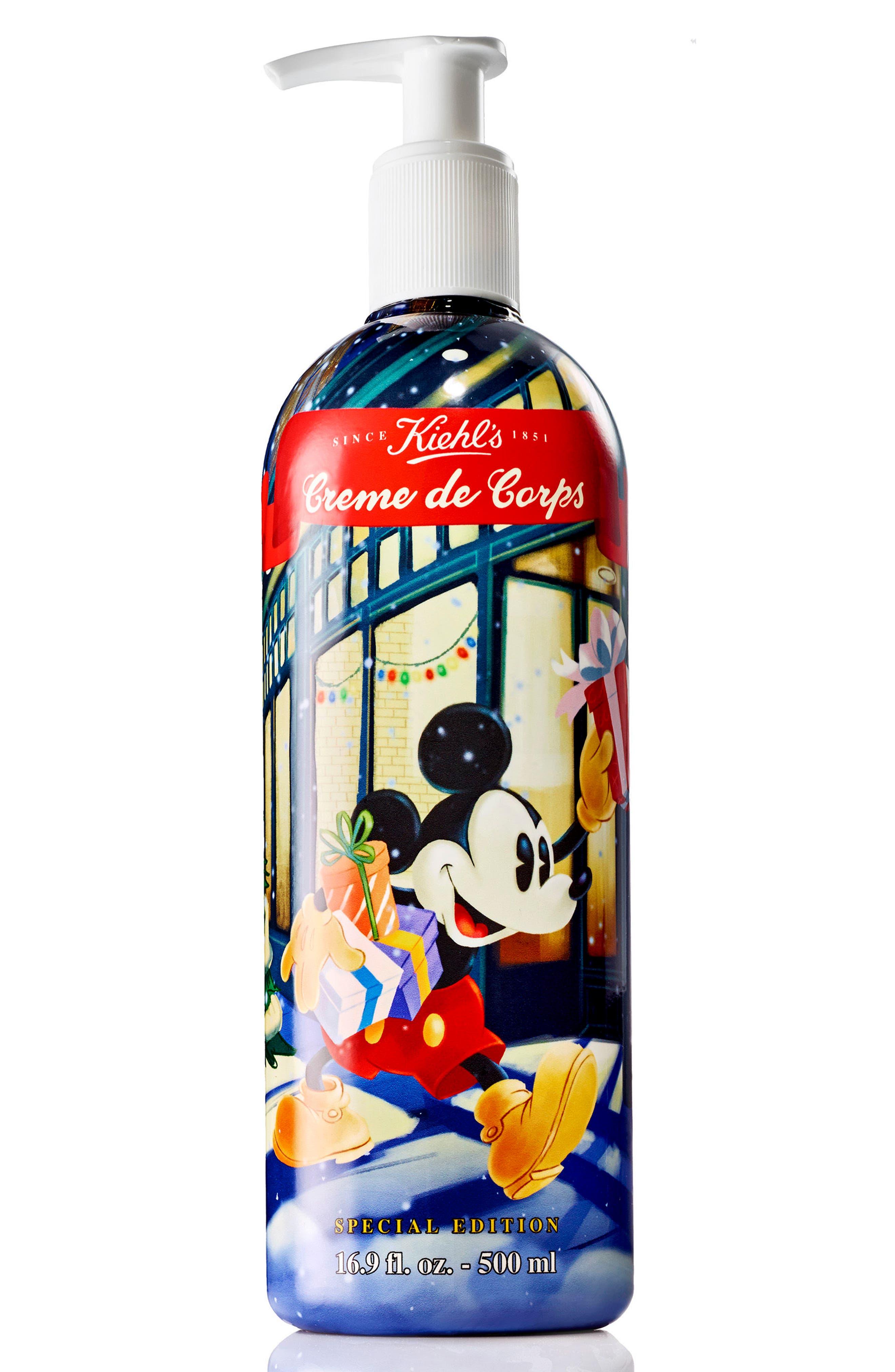 Disney x Kiehl's Since 1851 Creme de Corps