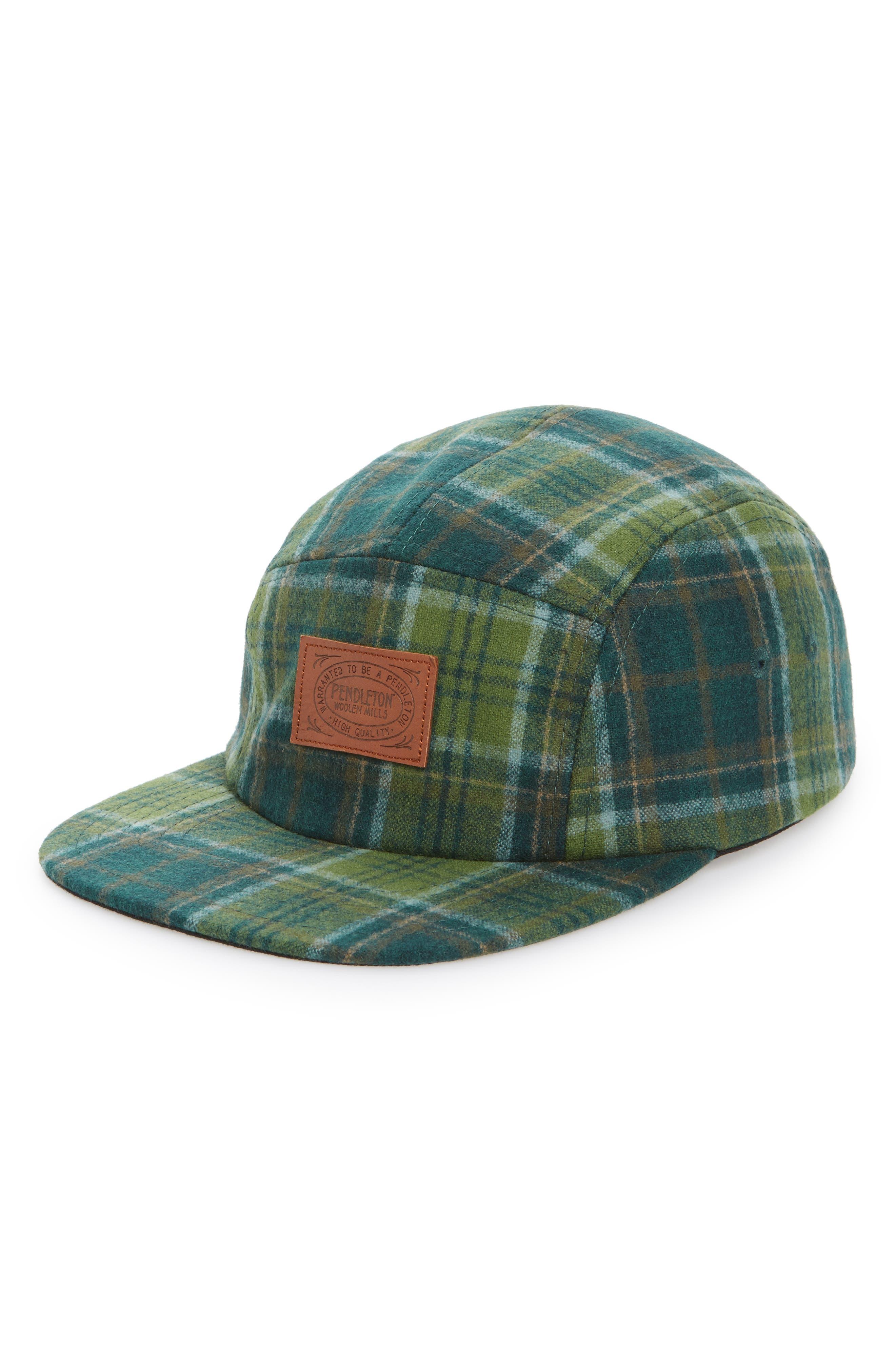 Pendleton Five-Panel Camp Hat
