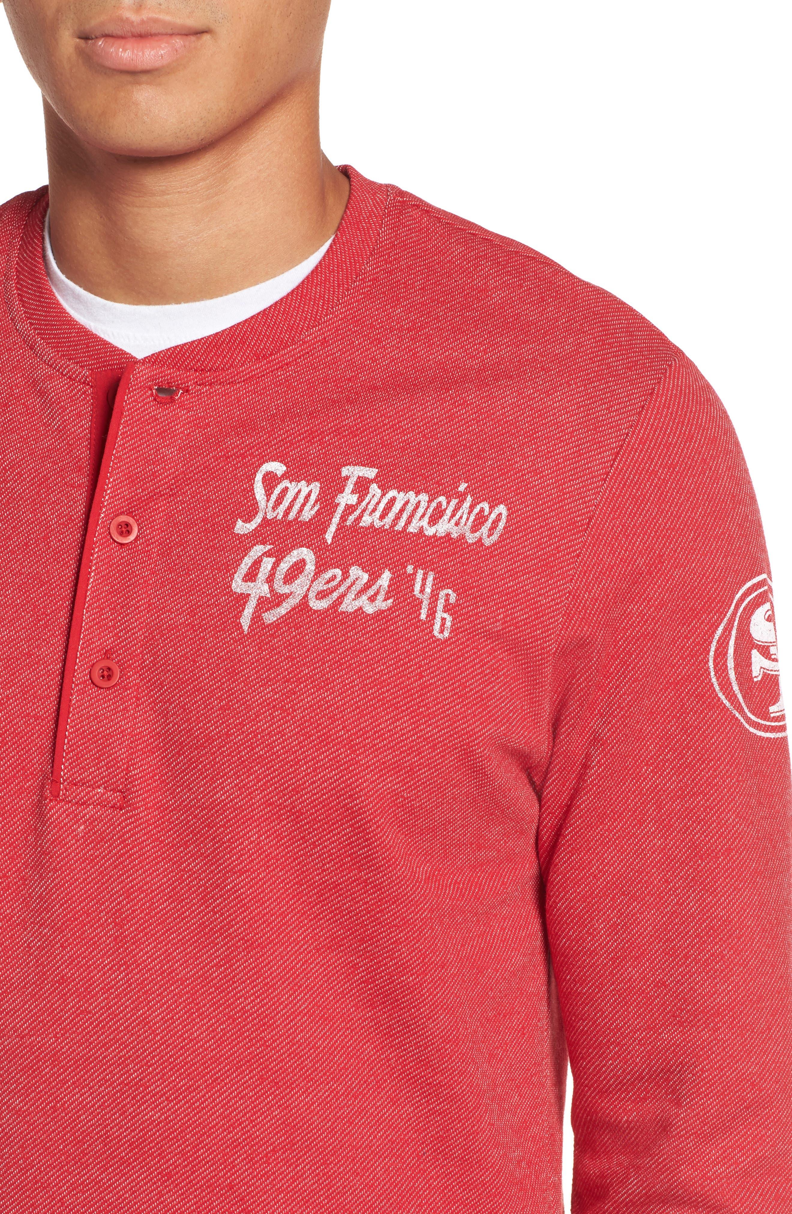 Alternate Image 4  - '47 San Francesco 49ers Henley