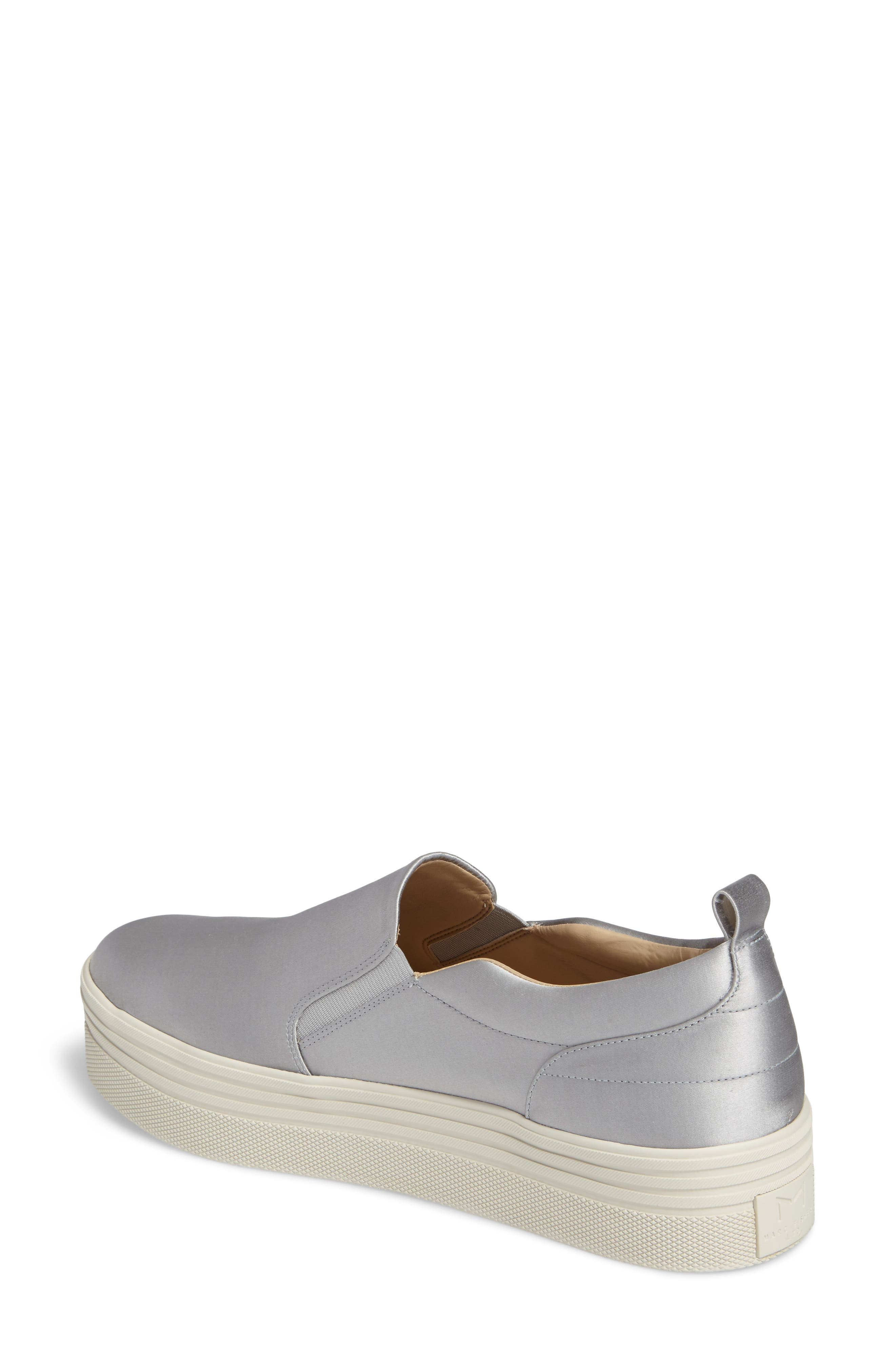 Alternate Image 2  - Marc Fisher LTD Elise Platform Sneaker (Women)