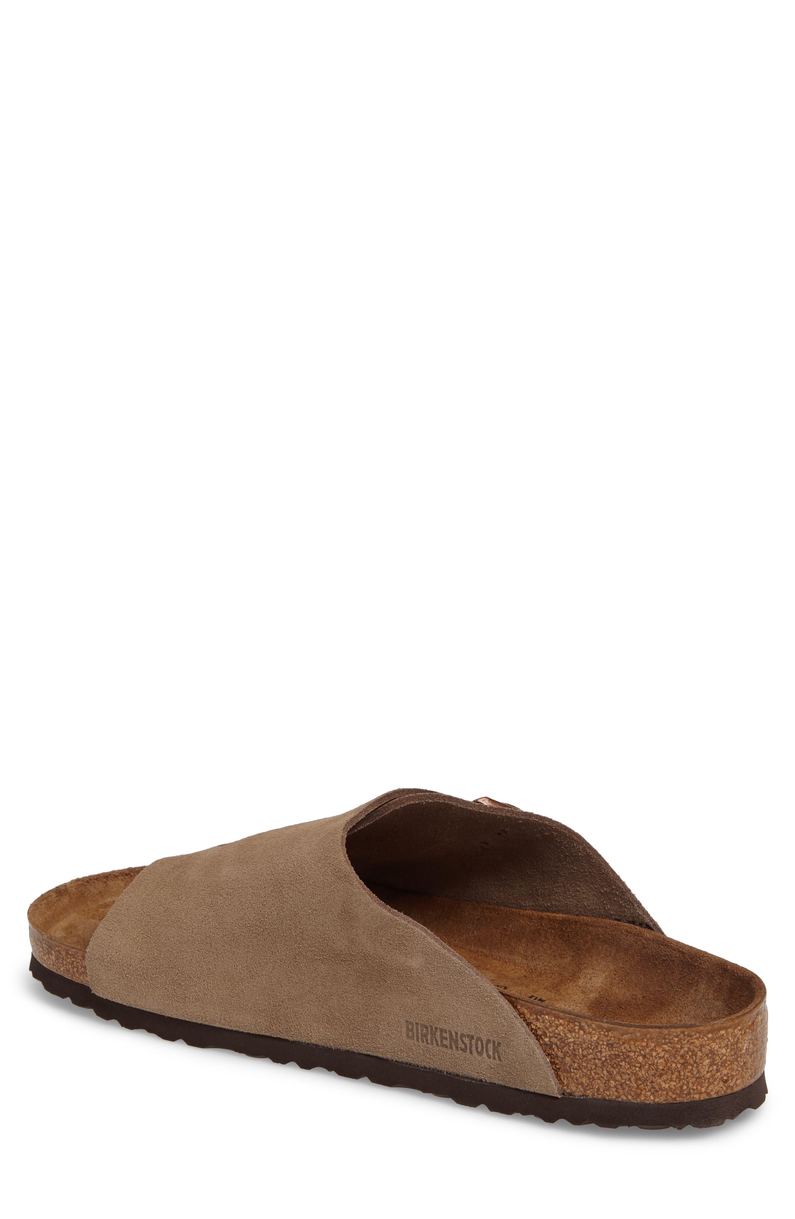 Alternate Image 2  - Birkenstock Zurich Slide Sandal (Men)
