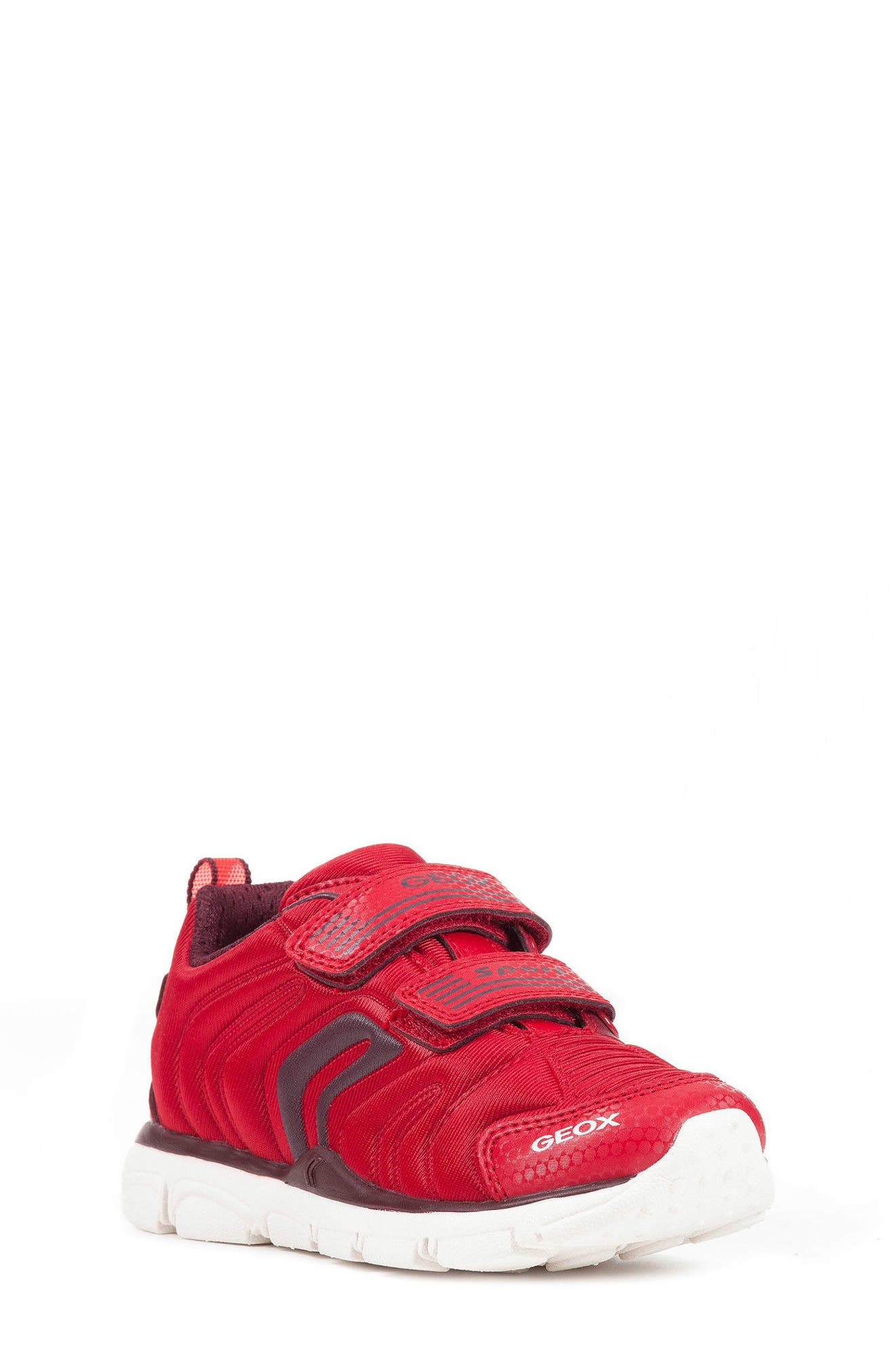 Alternate Image 1 Selected - Geox Torque Sneaker (Toddler, Little Kid & Big Kid)