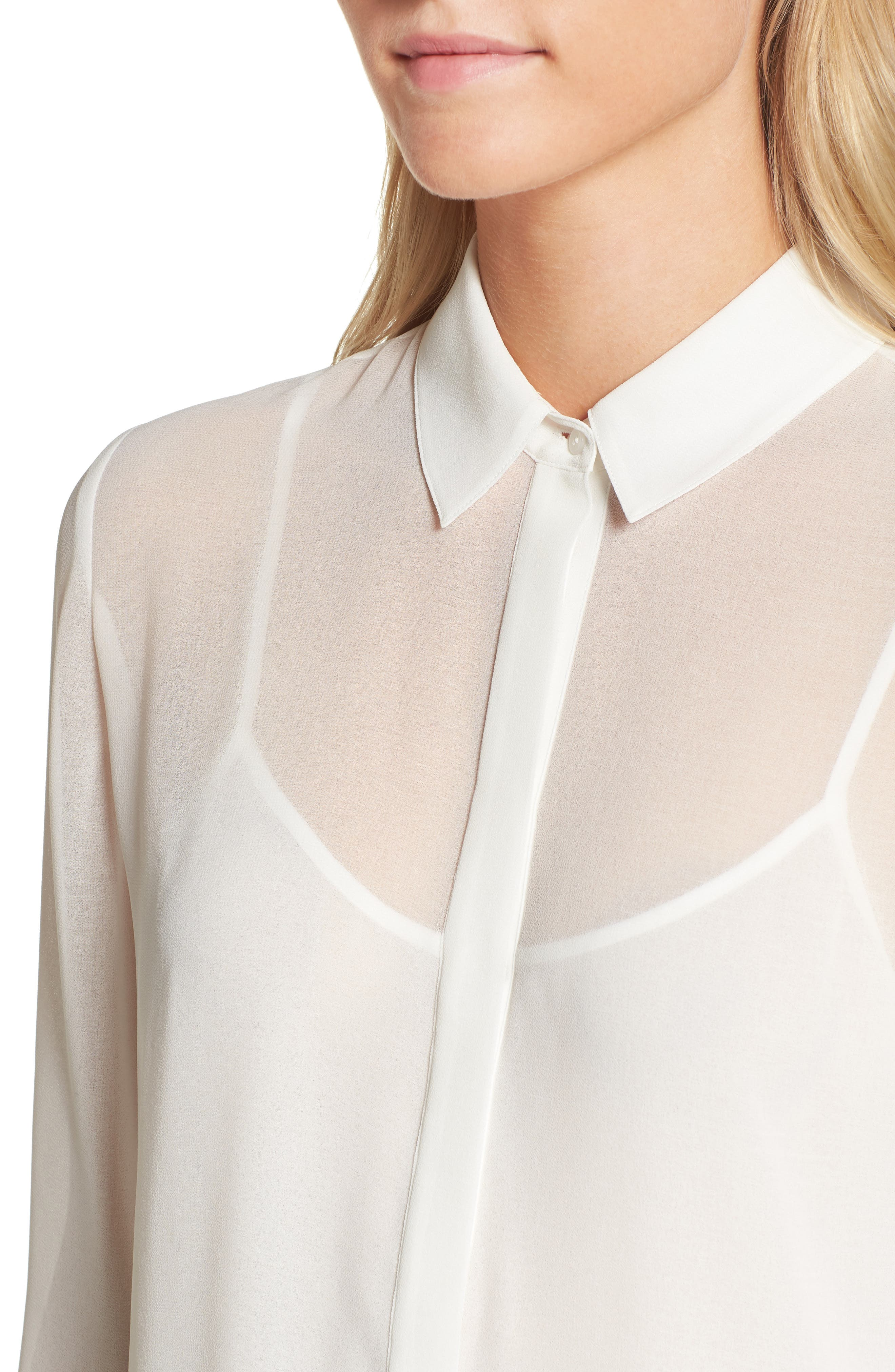 Alternate Image 4  - Trouvé Layered Blouse