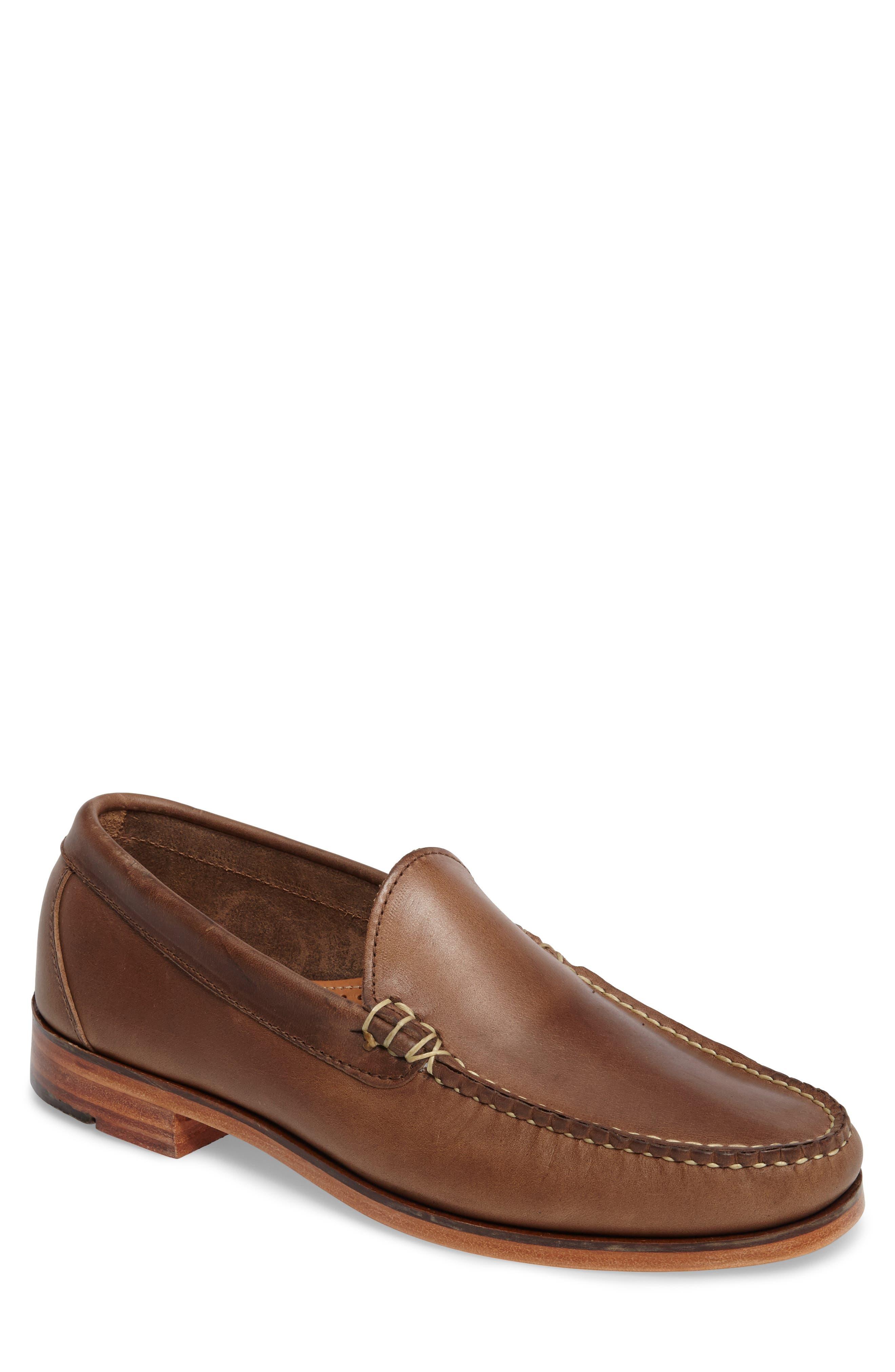Alternate Image 1 Selected - Oak Street Bootmakers Natural Loafer (Men)