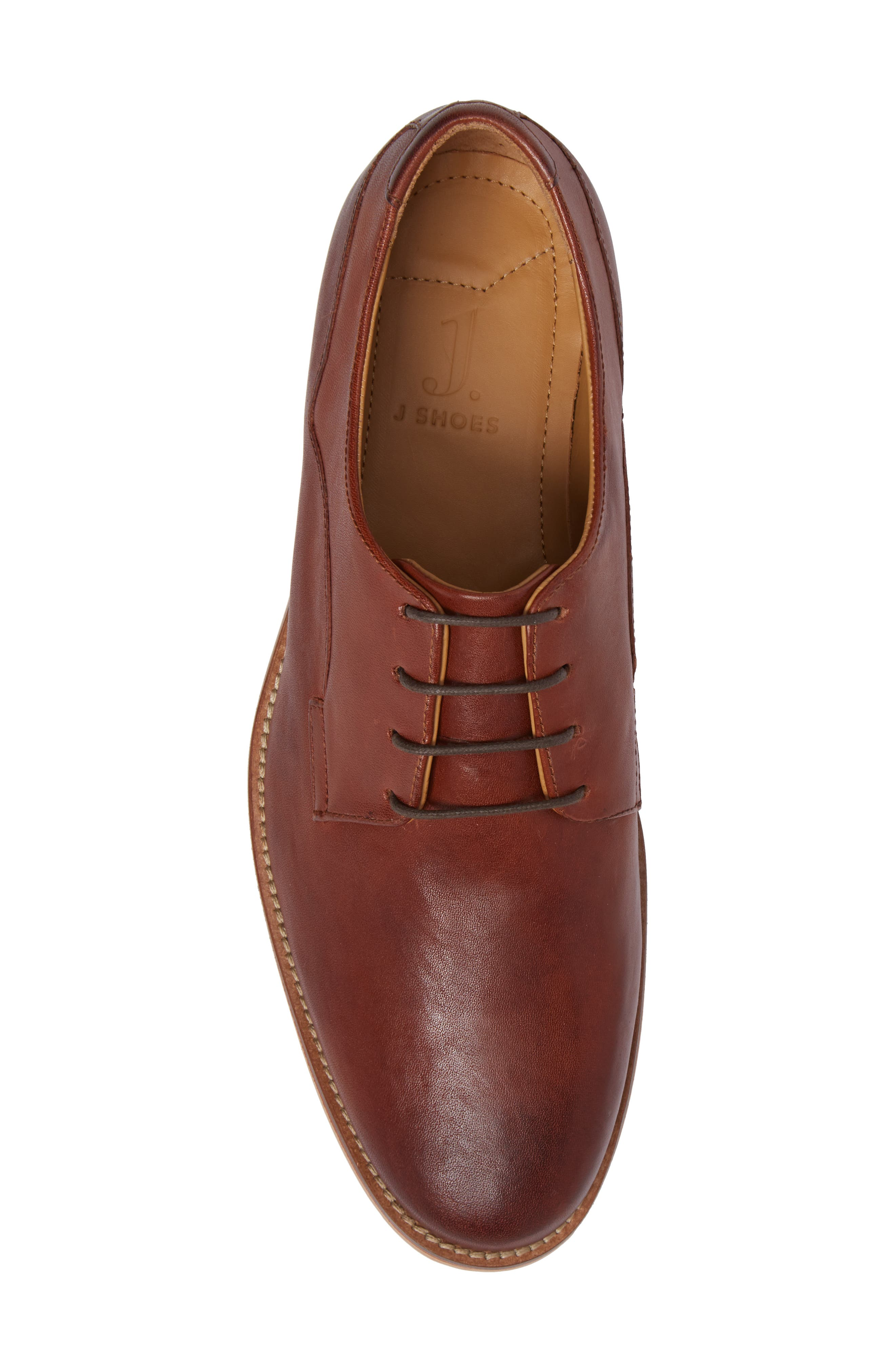Alternate Image 5  - J SHOES Indi Buck Shoe (Men)