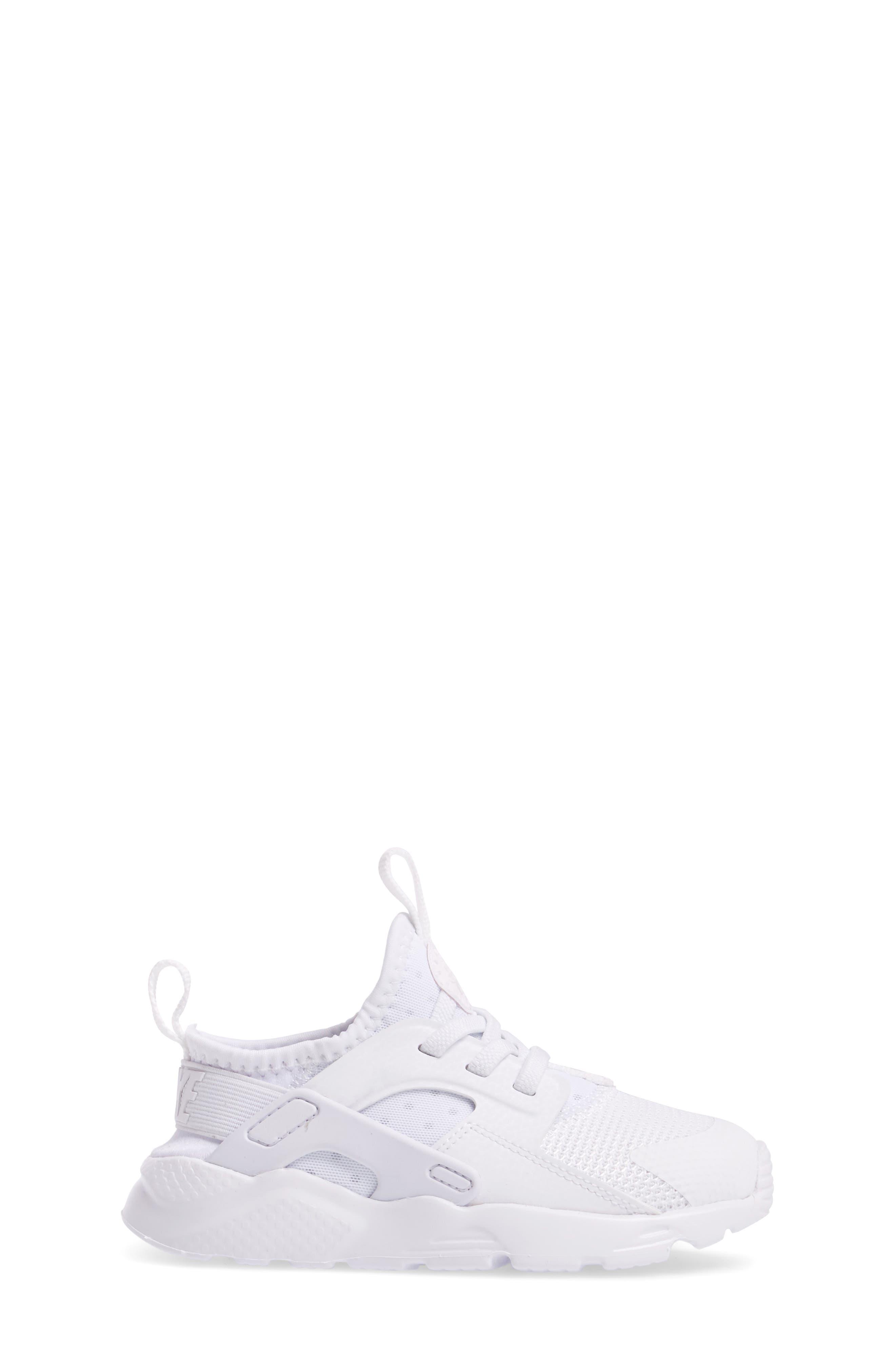 Alternate Image 3  - Nike Huarache Run Ultra Sneaker (Baby, Walker & Toddler)