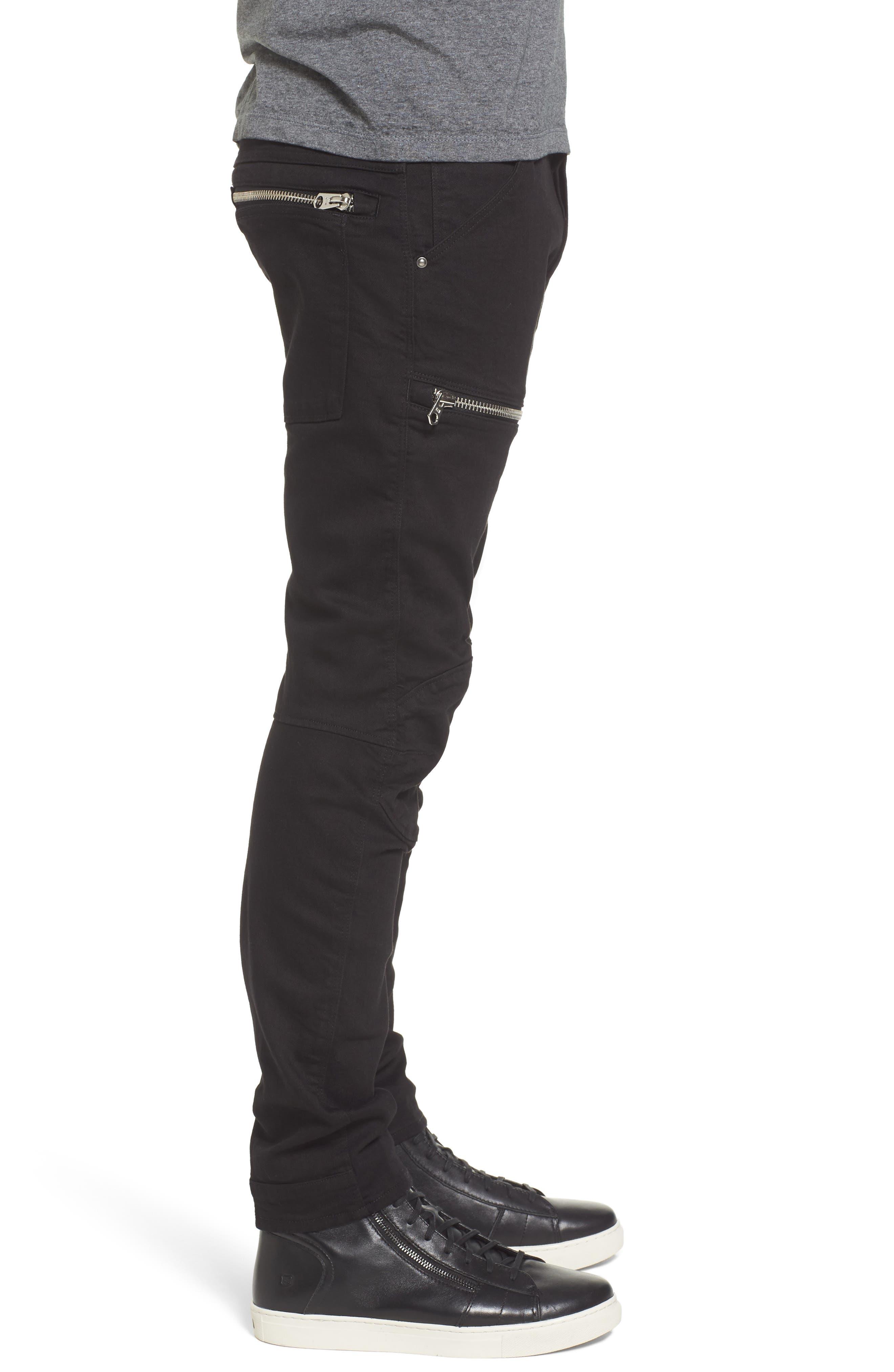 Alternate Image 3  - G-Star Raw 3D Slim Denim Pants