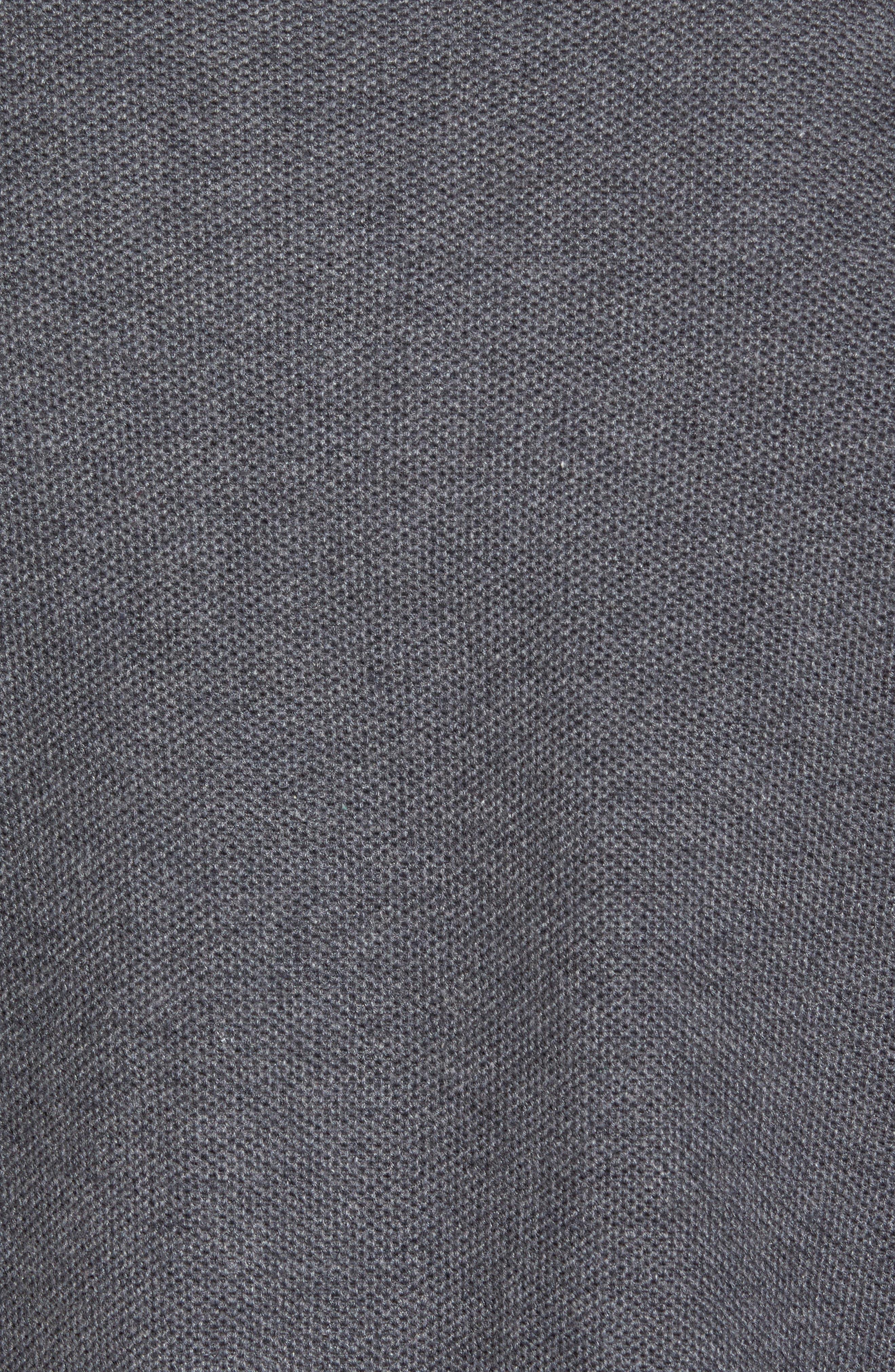 Alternate Image 5  - TailorByrd Kinder Quarter Zip Pullover