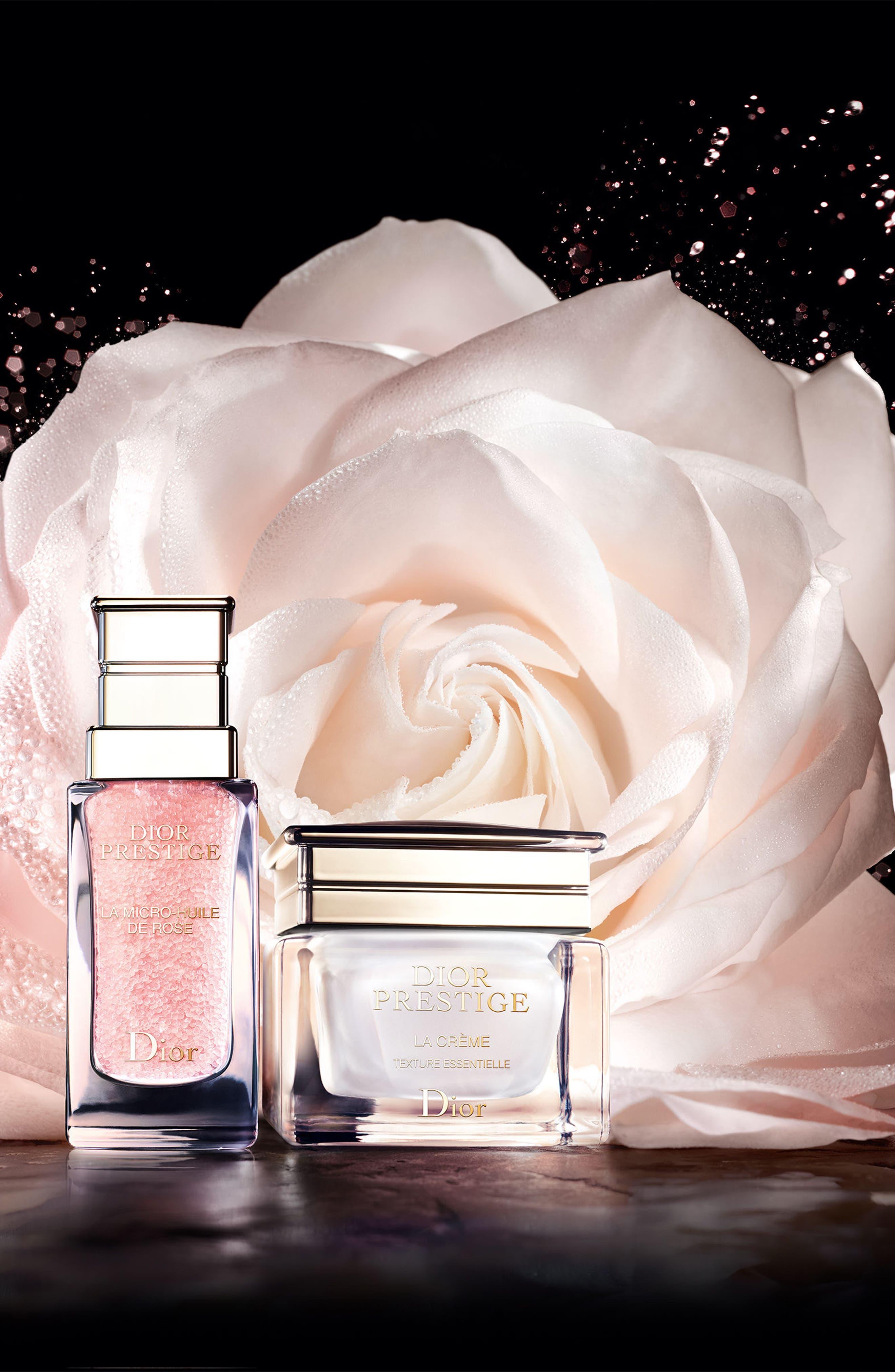Prestige La Micro Huile de Rose Face Oil,                             Alternate thumbnail 6, color,                             No Color