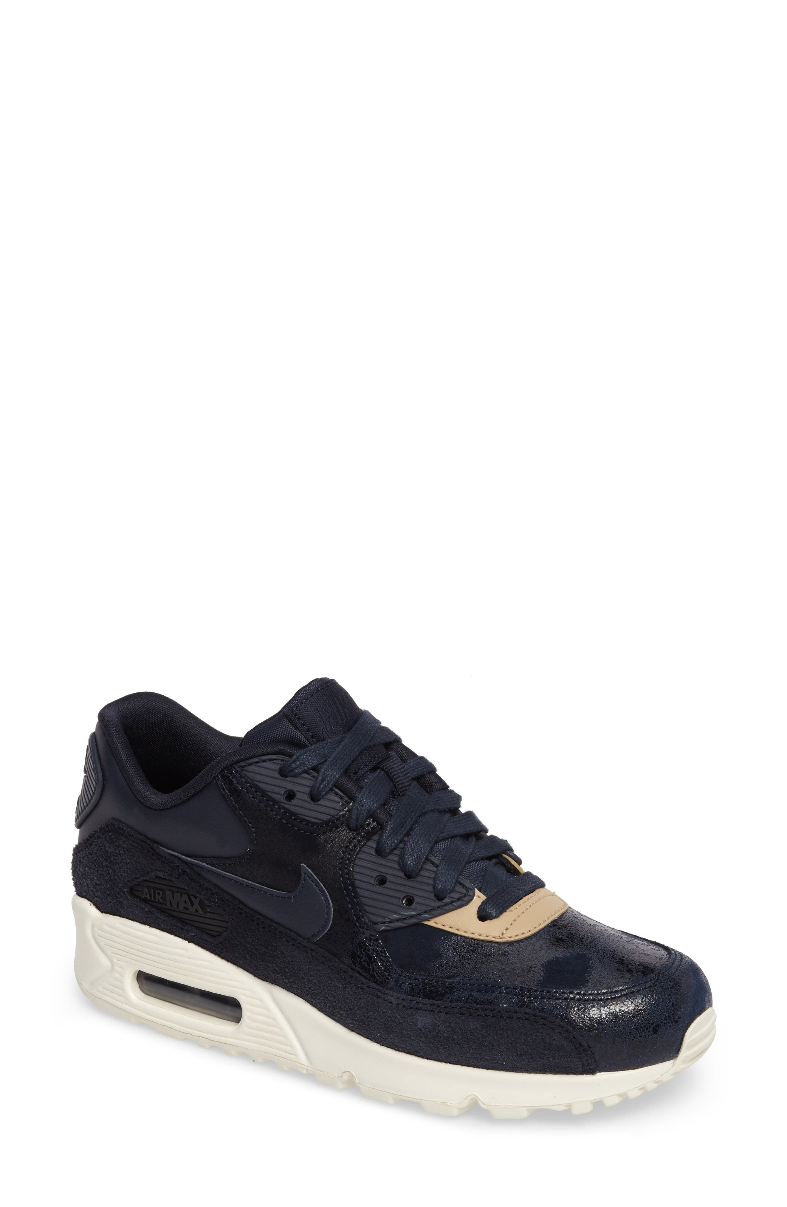 Nike Air Max 90 Premium Sneaker (Women)