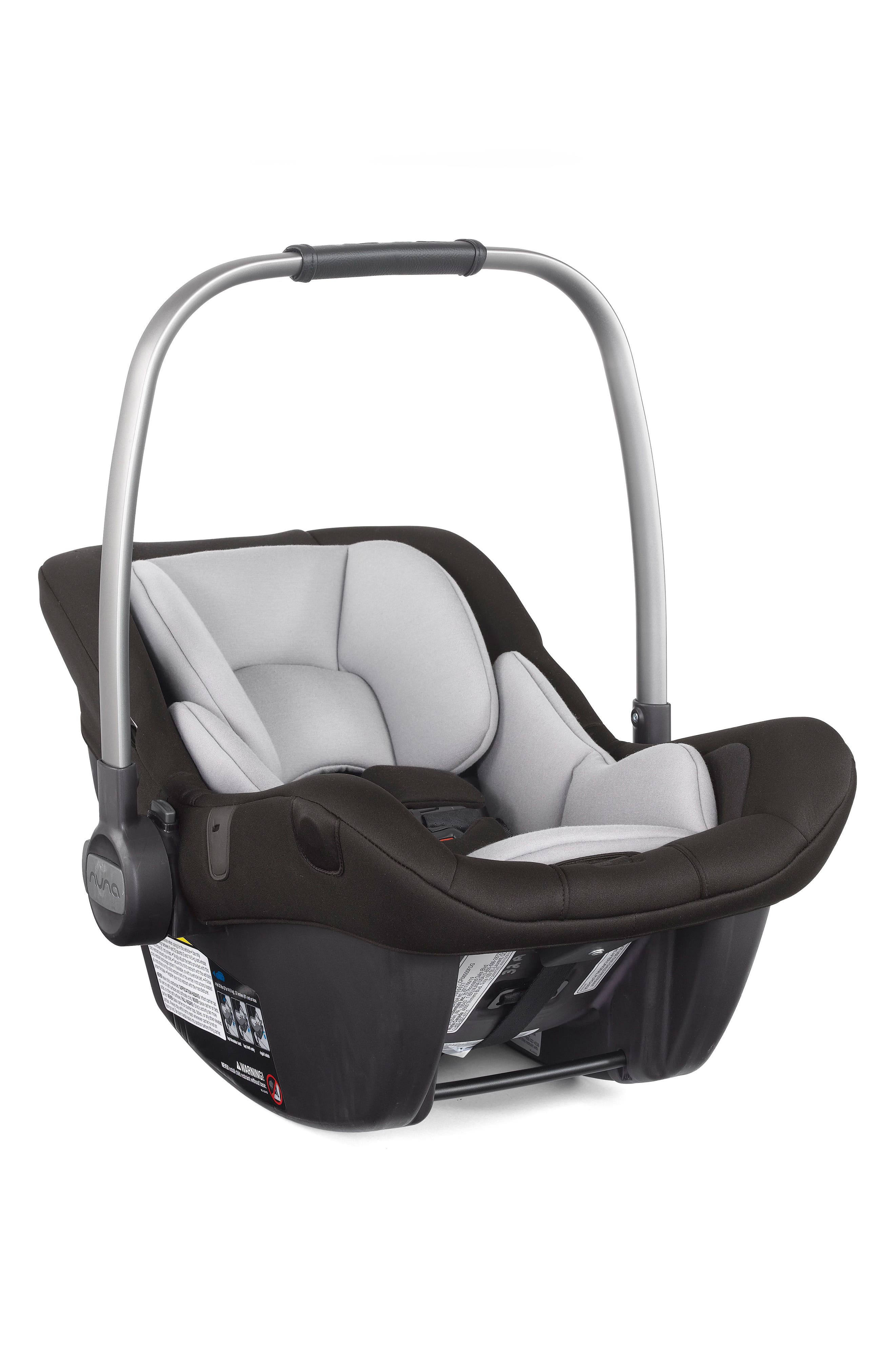 2017 PIPA<sup>™</sup> Lite LX Infant Car Seat & Base,                             Alternate thumbnail 10, color,                             Caviar
