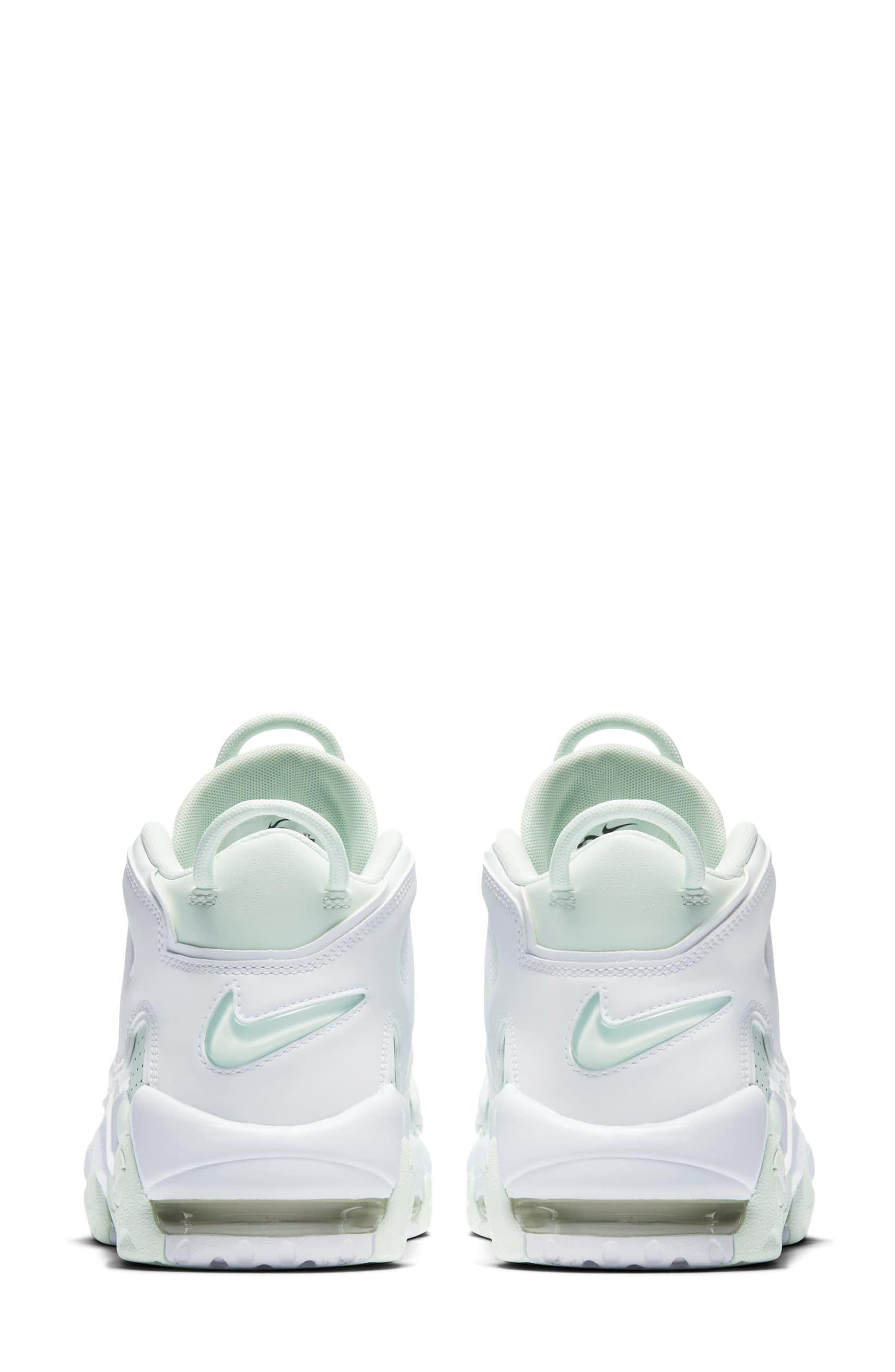 Alternate Image 4  - Nike Air More Uptempo Sneaker (Women)