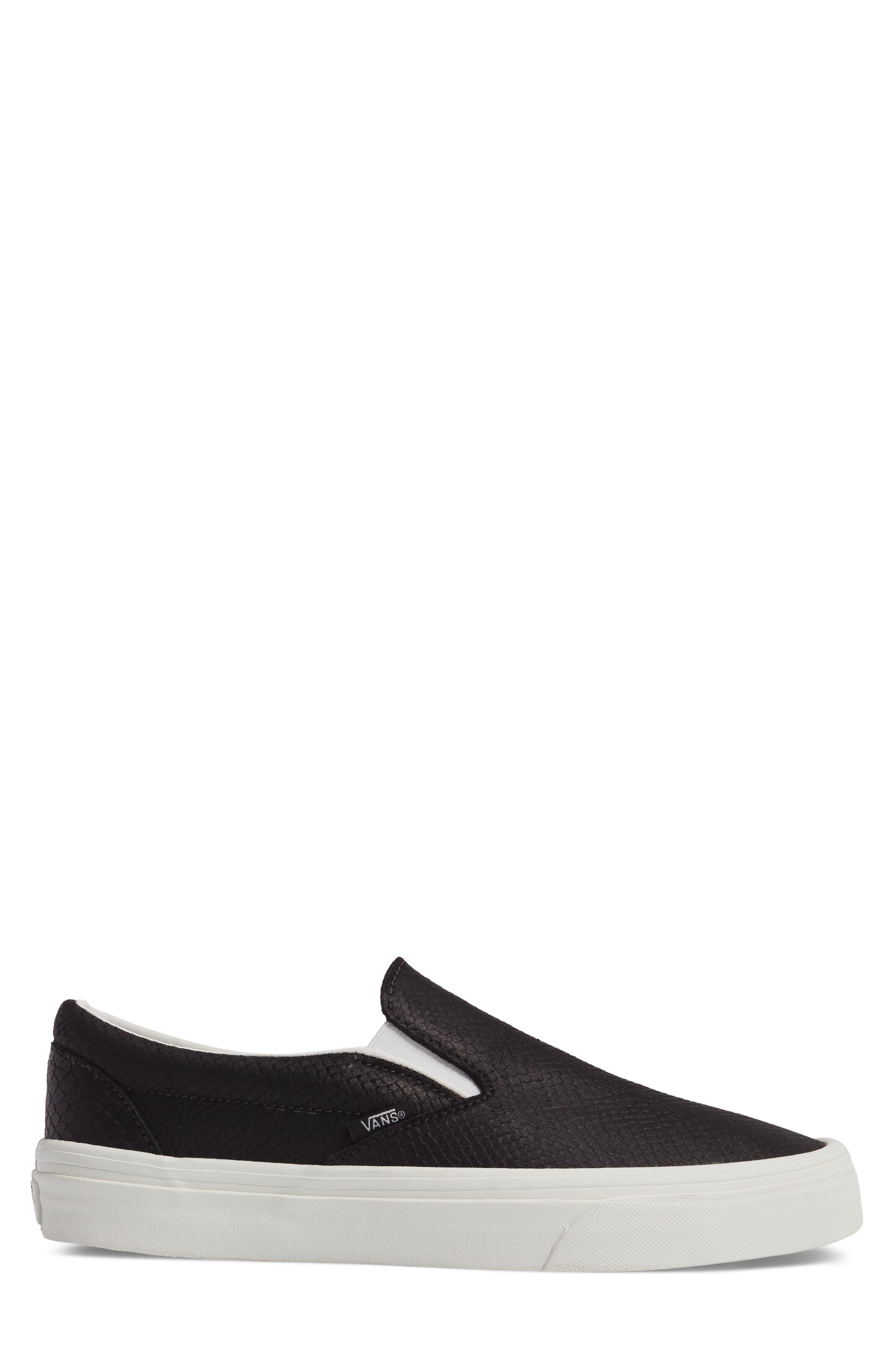 Alternate Image 3  - Vans 'Classic' Slip-On Sneaker (Men)