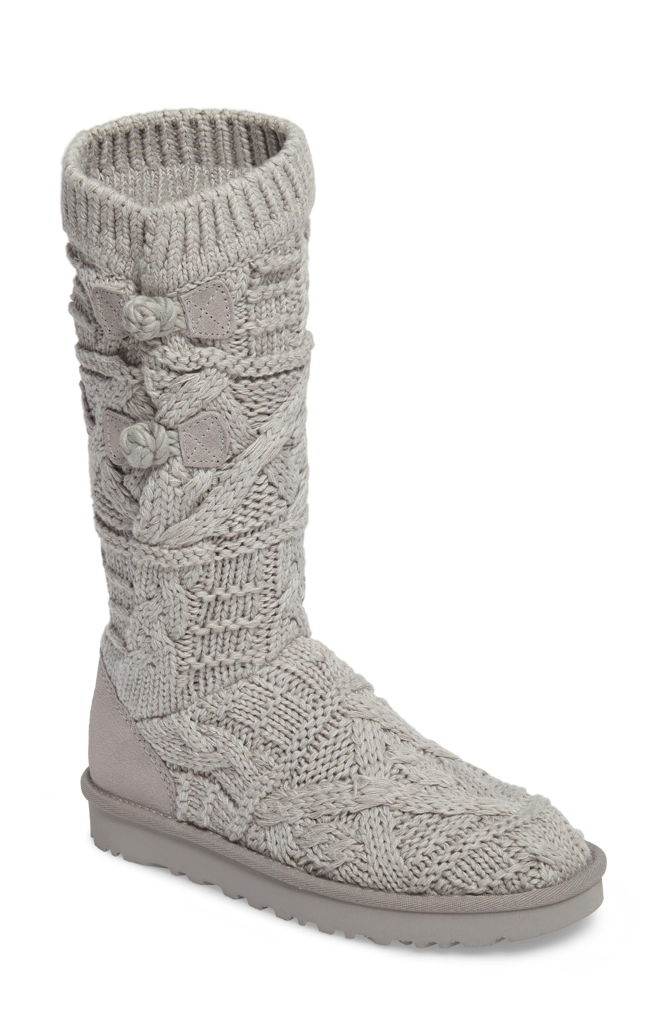 Kalla Boot,                         Main,                         color, Seal Fabric