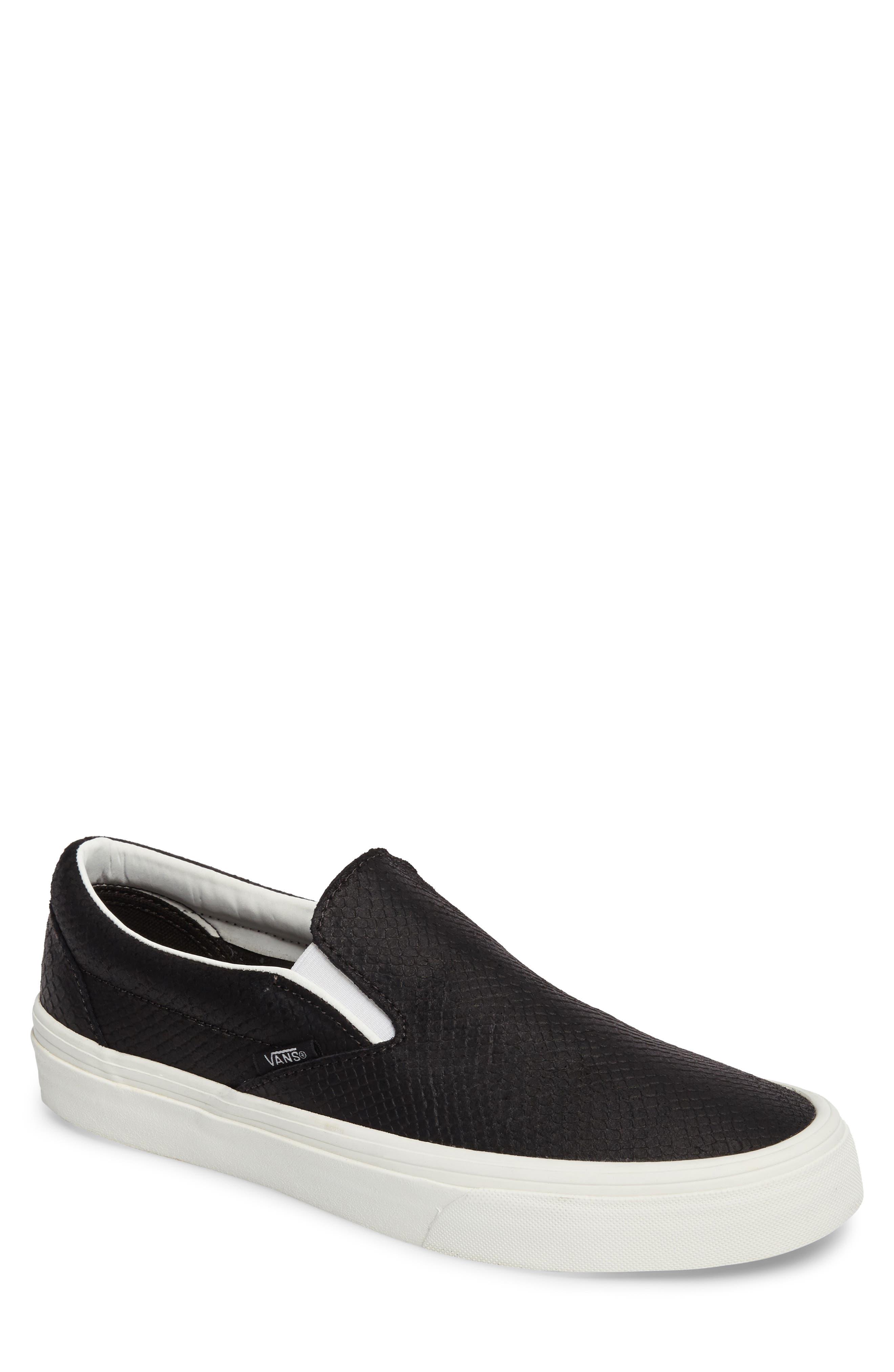 Main Image - Vans 'Classic' Slip-On Sneaker (Men)