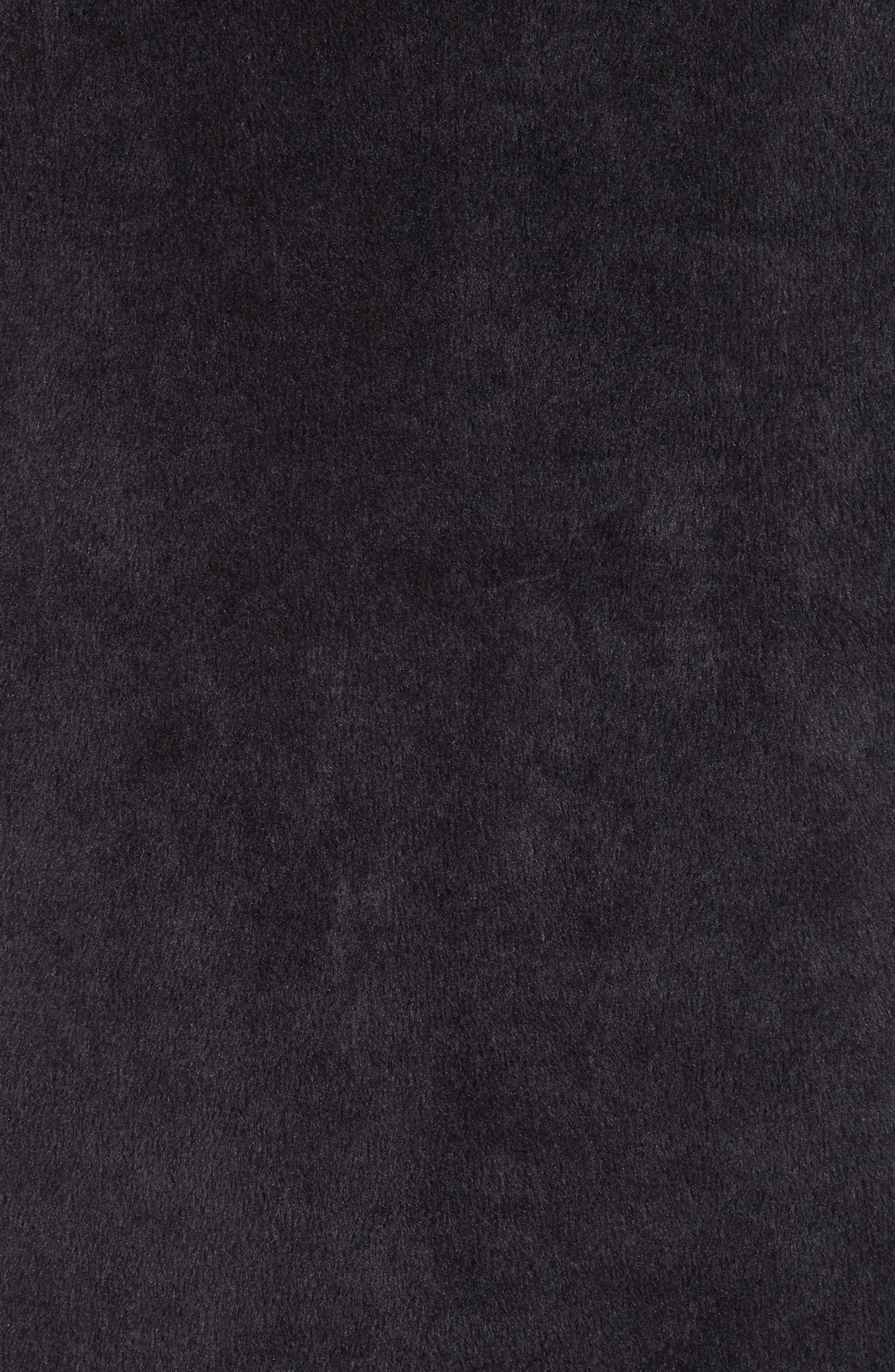 Velour Zip Jacket,                             Alternate thumbnail 5, color,                             Faded Blue