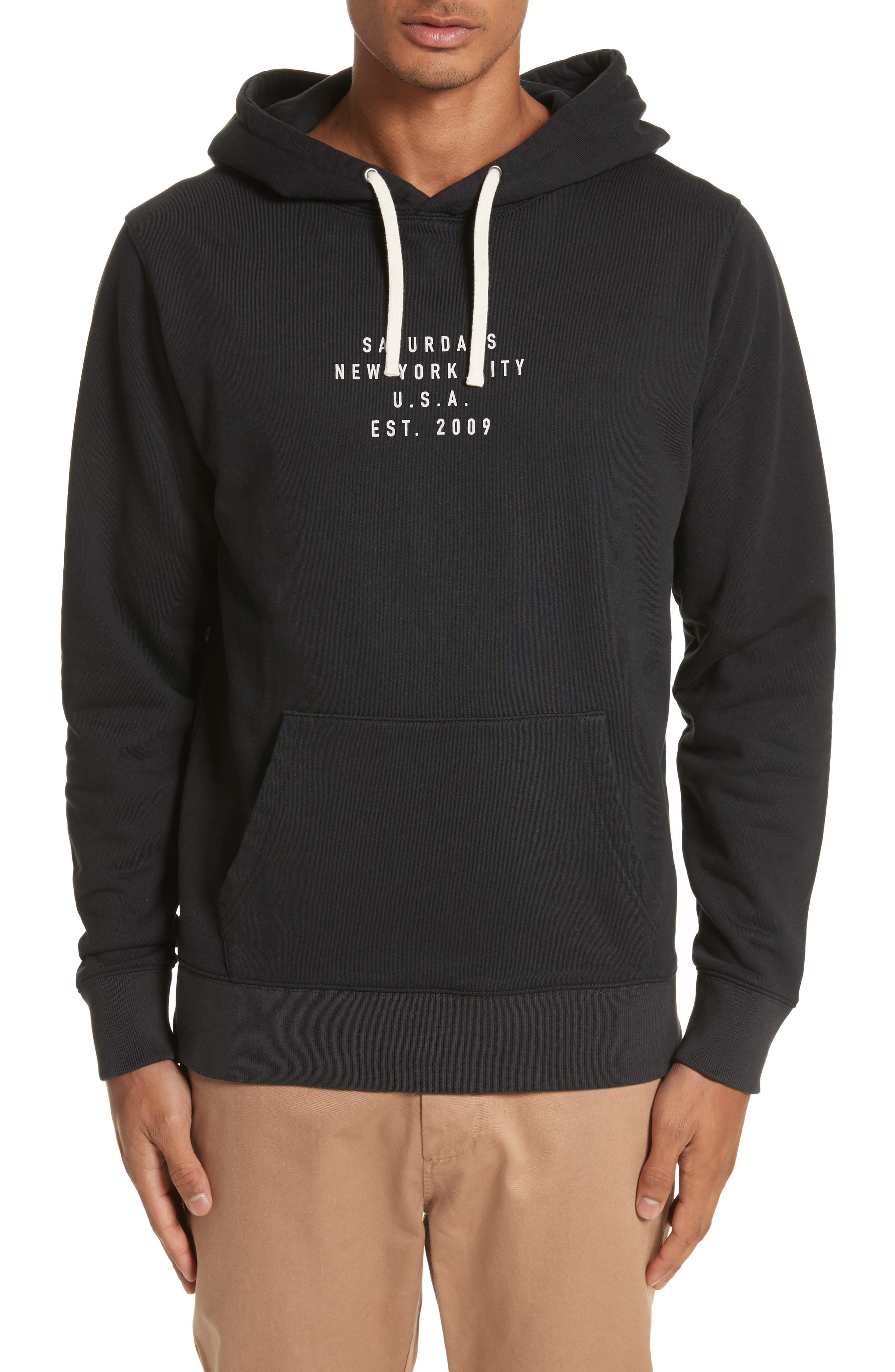 Saturdays NYC Established Hoodie