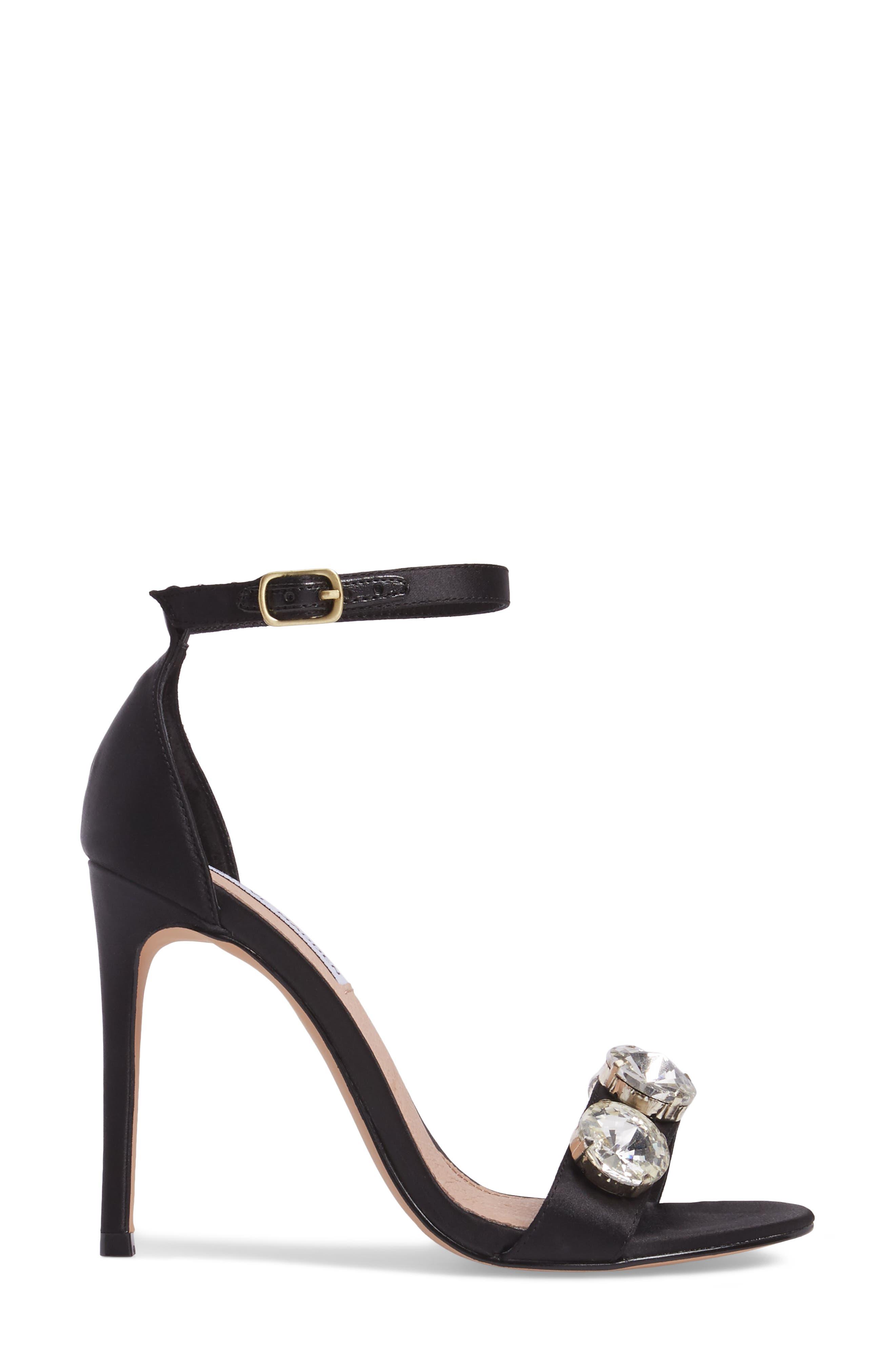 Alternate Image 3  - Steve Madden Fabulous Embellished Sandal (Women)