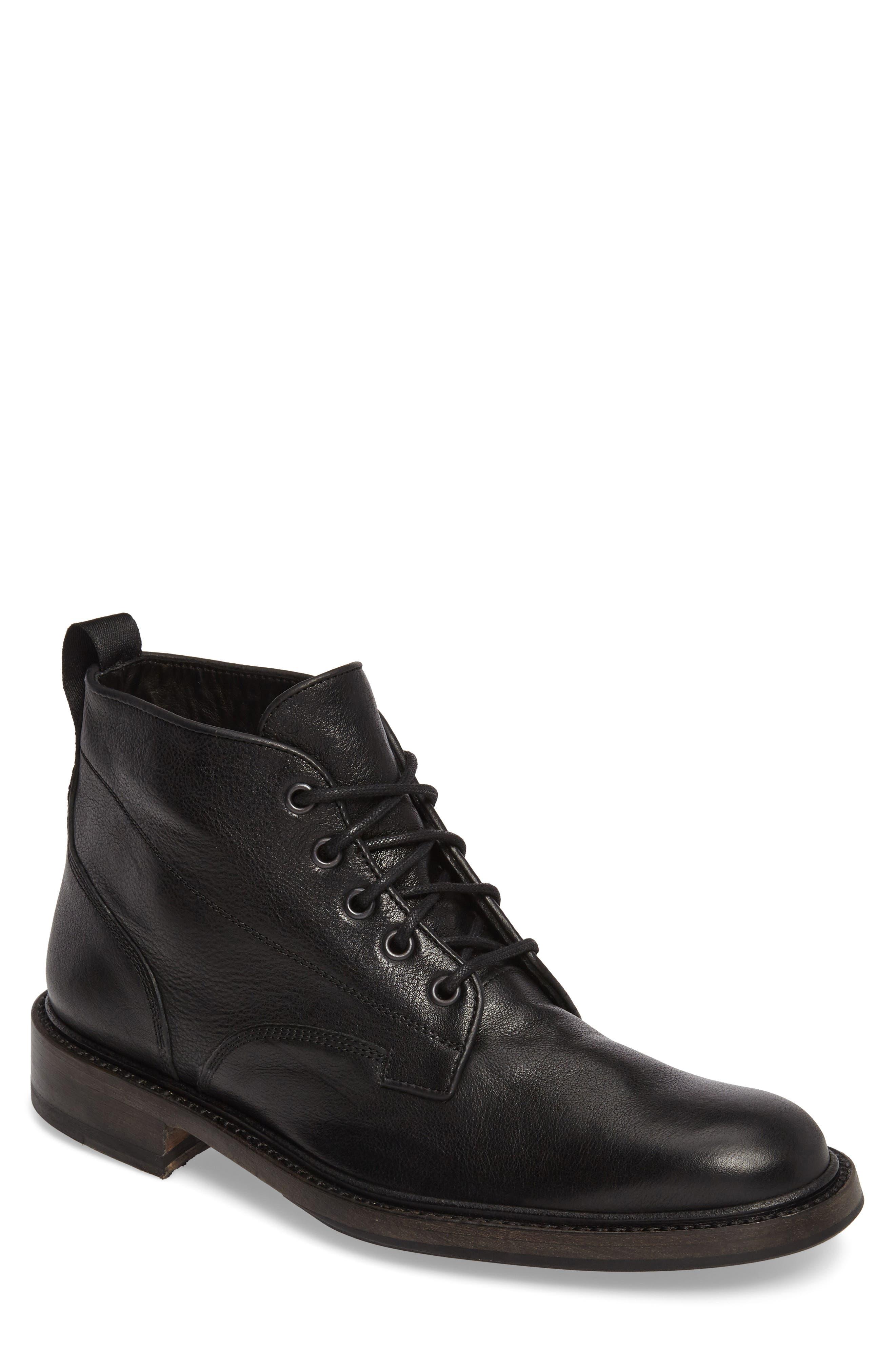 rag + bone Spencer Plain Toe Boot (Men)