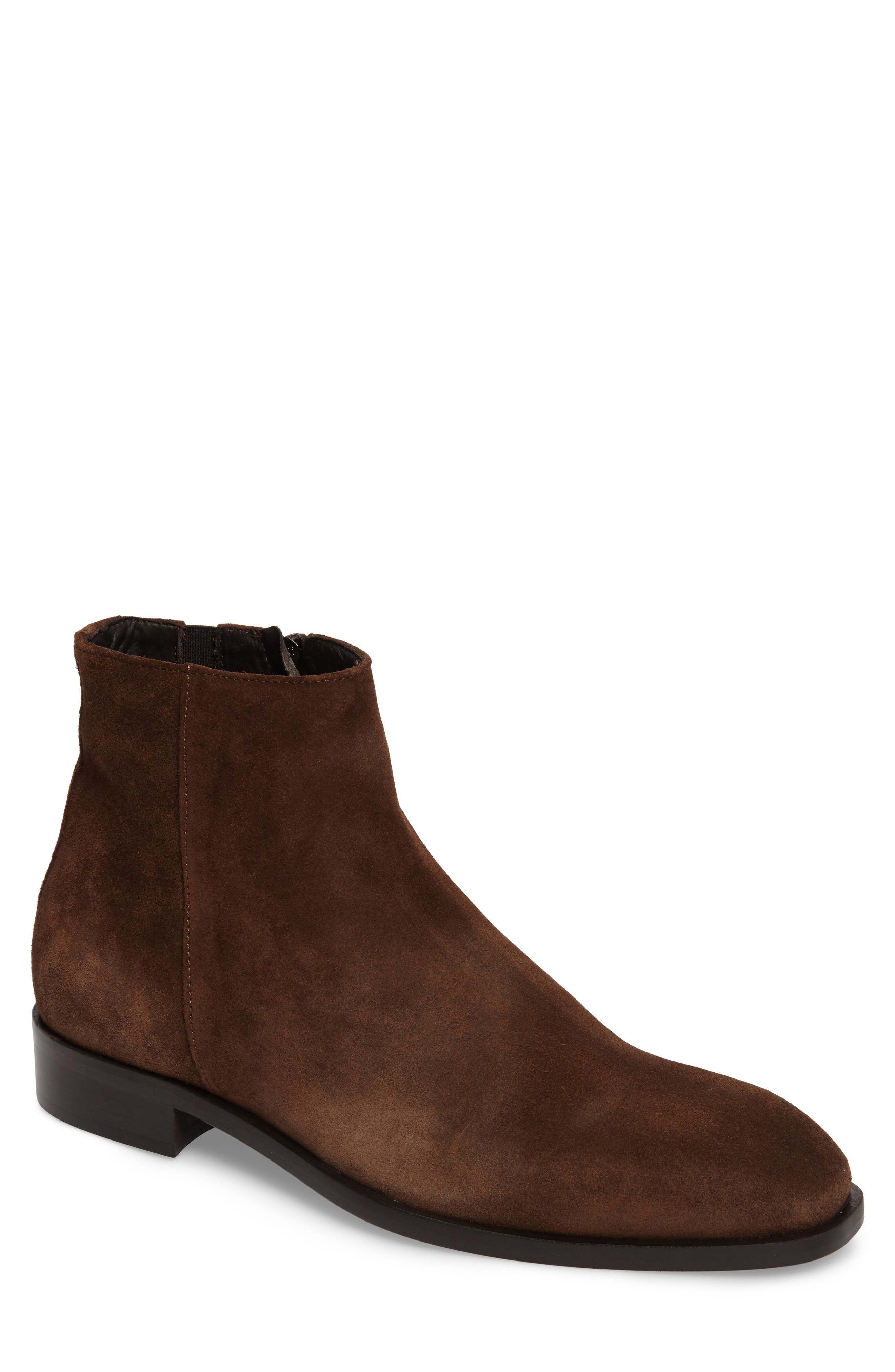 Donald J Pliner Vinicio Zip Boot (Men)