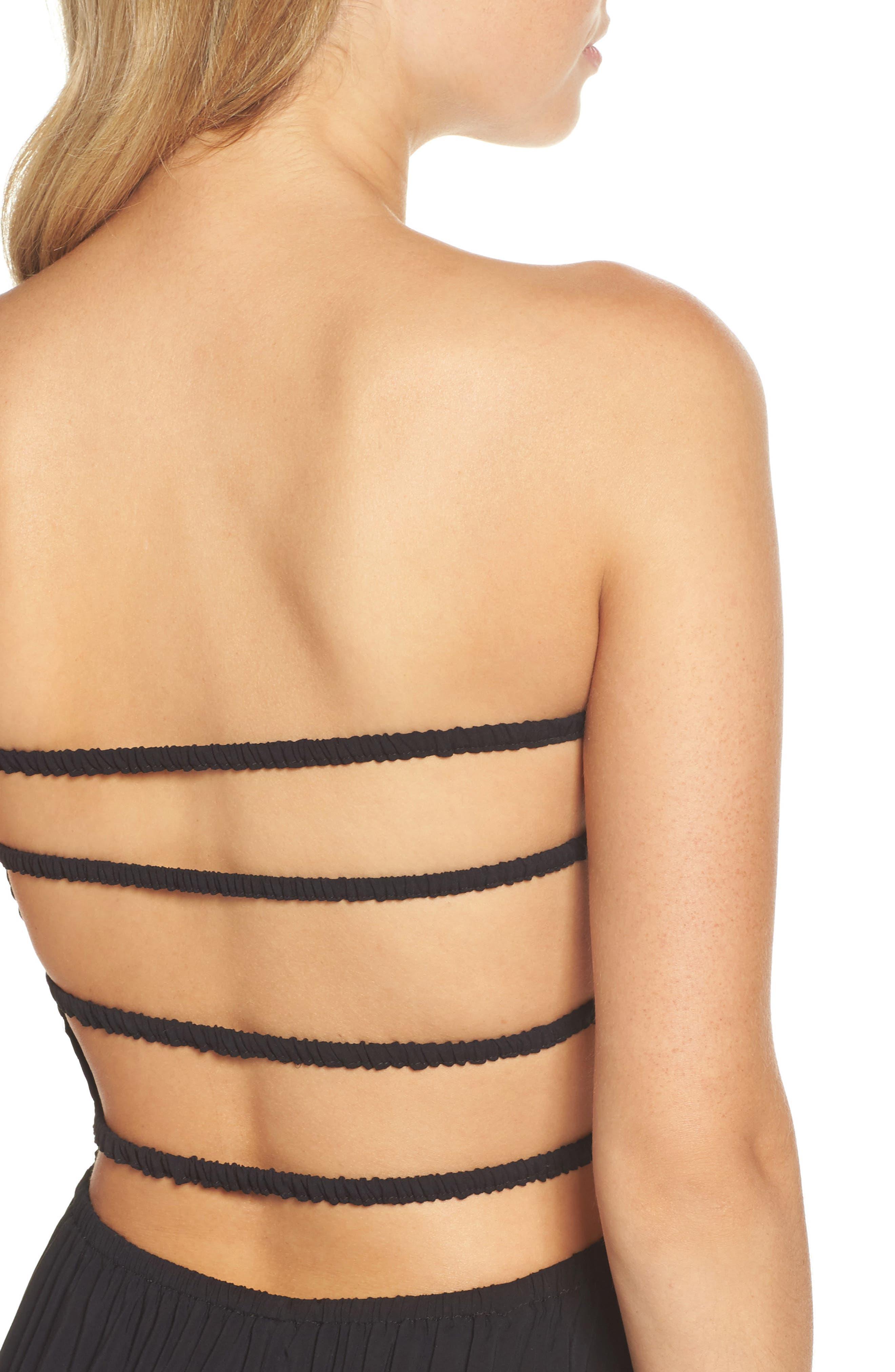 Alternate Image 4  - Elan Swimwear Maxi Cover-Up