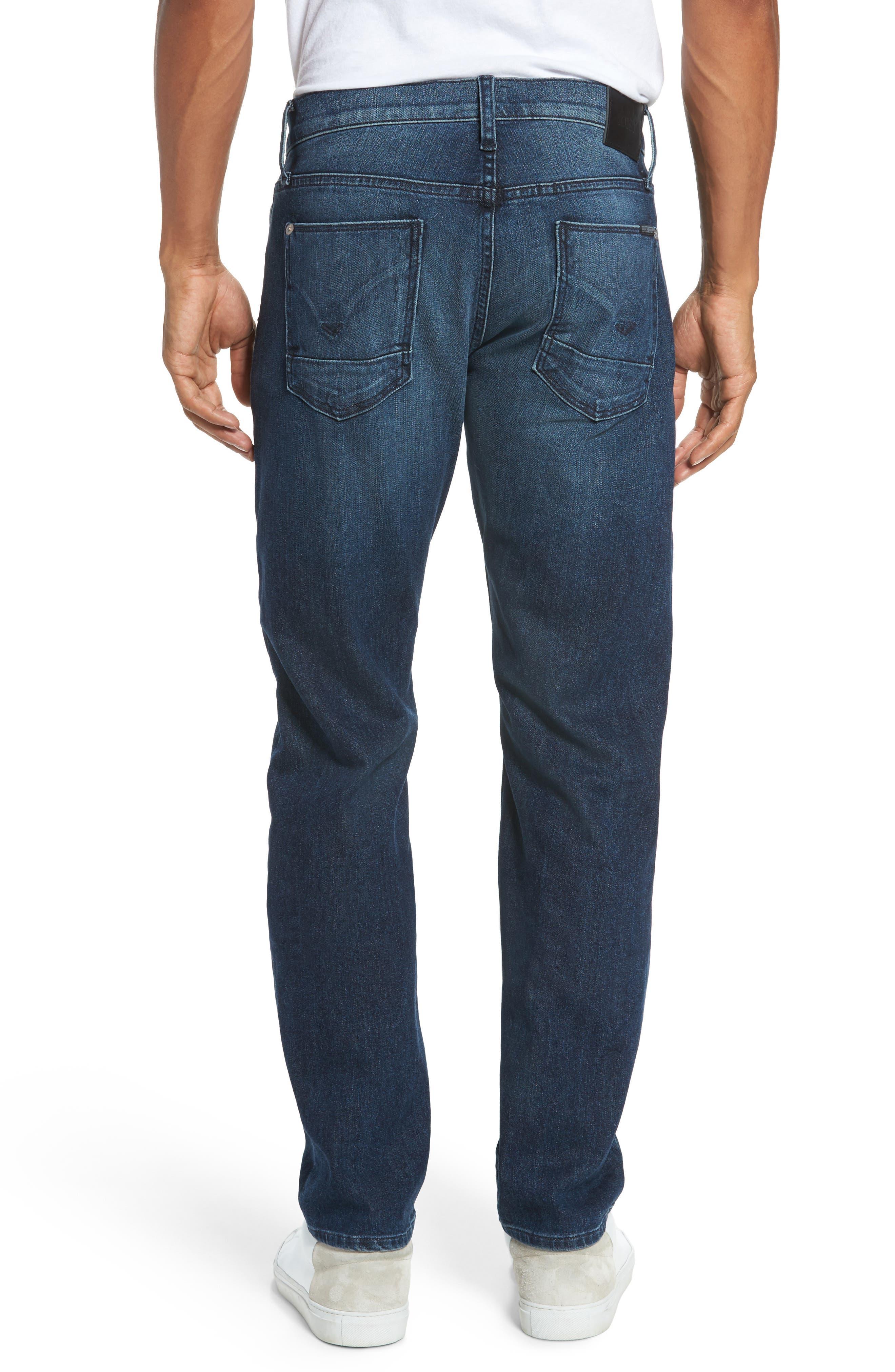 Blake Slim Fit Jeans,                             Alternate thumbnail 2, color,                             Regret