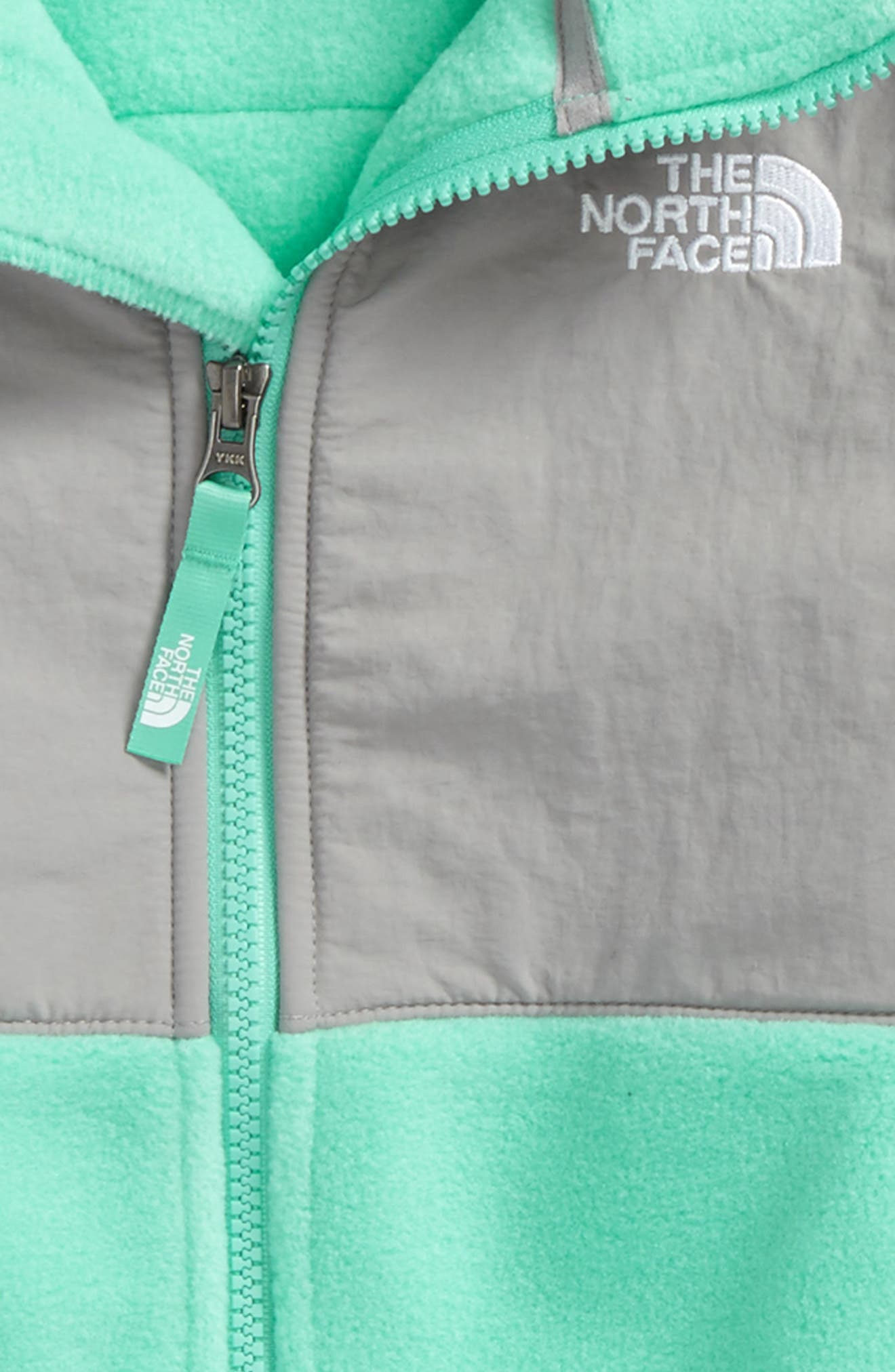 Denali Recycled Fleece Jacket,                             Alternate thumbnail 2, color,                             Bermuda Green