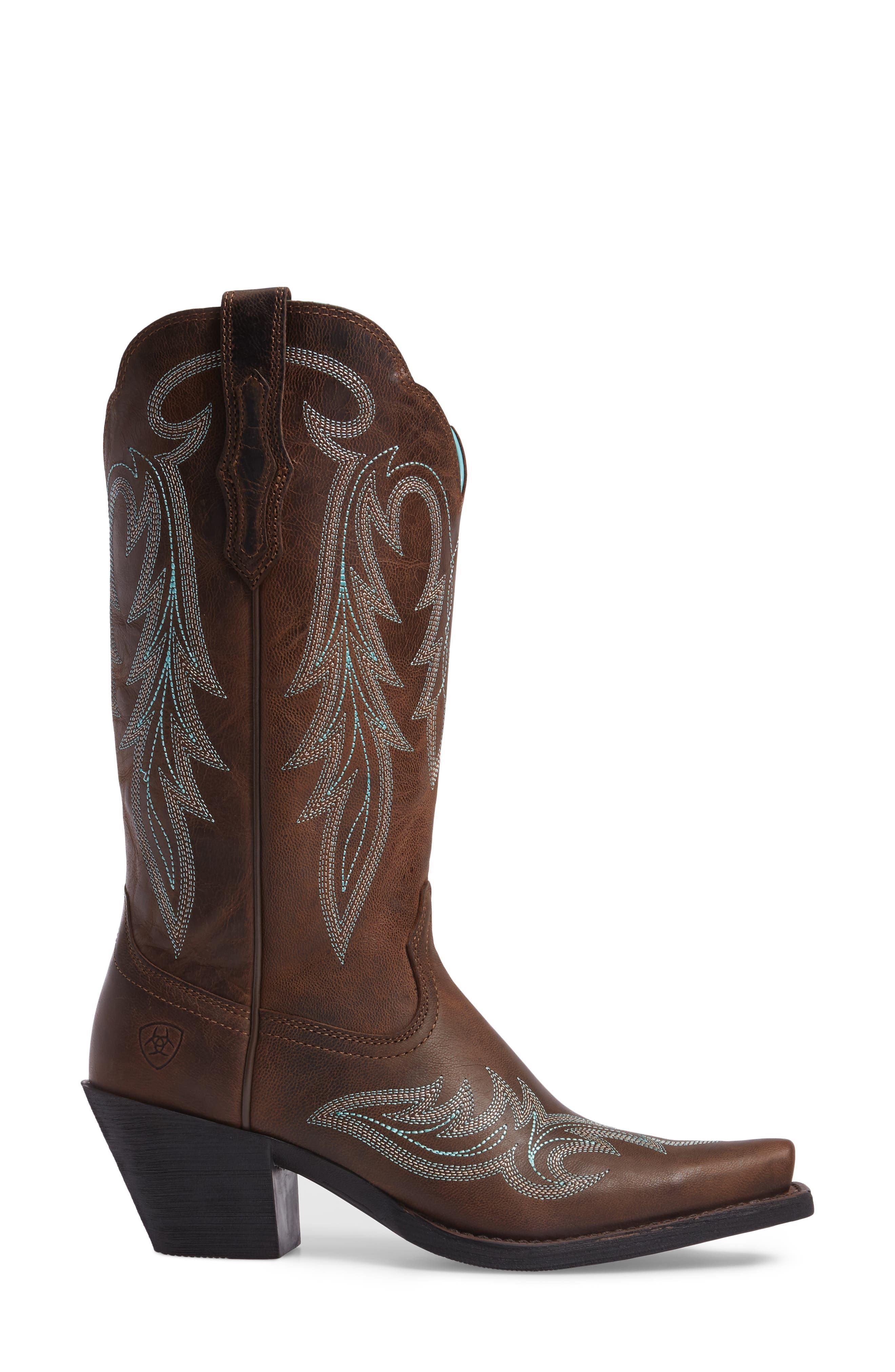 Alternate Image 3  - Ariat Round Up Renegade Western Boot (Women)
