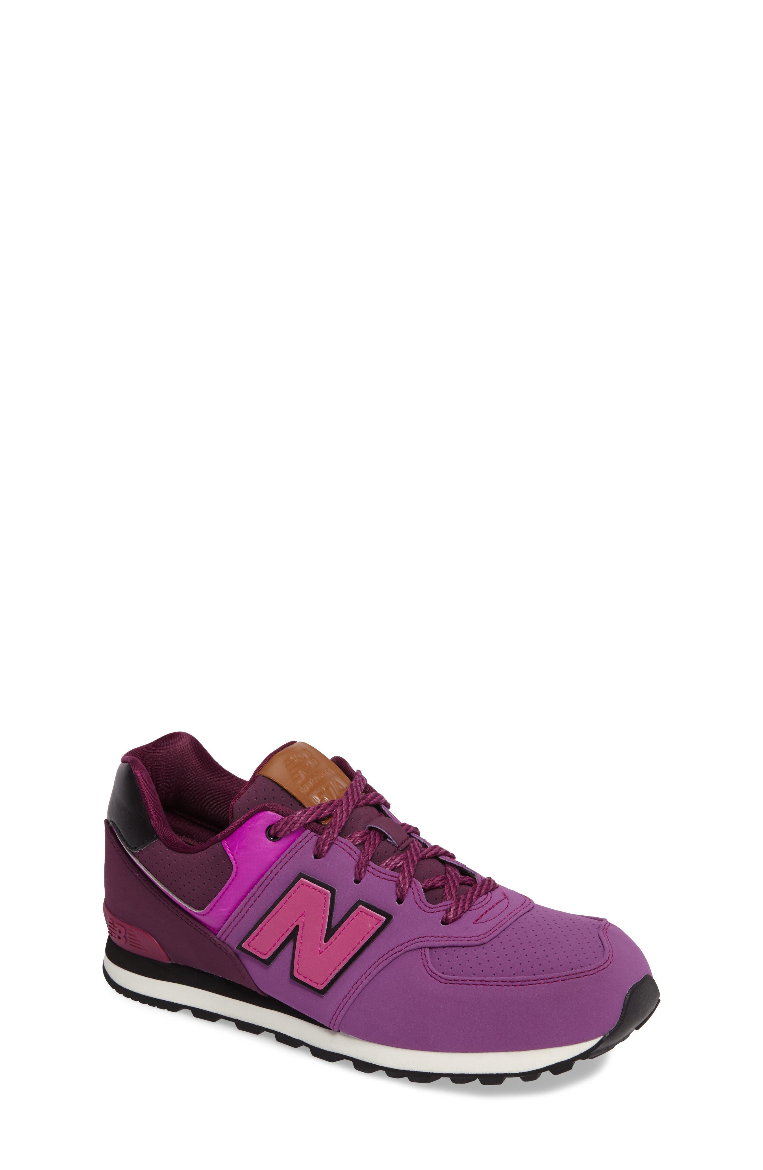 New Balance 574 v1 Sneaker (Baby, Walker, Toddler, Little Kid & Big Kid)