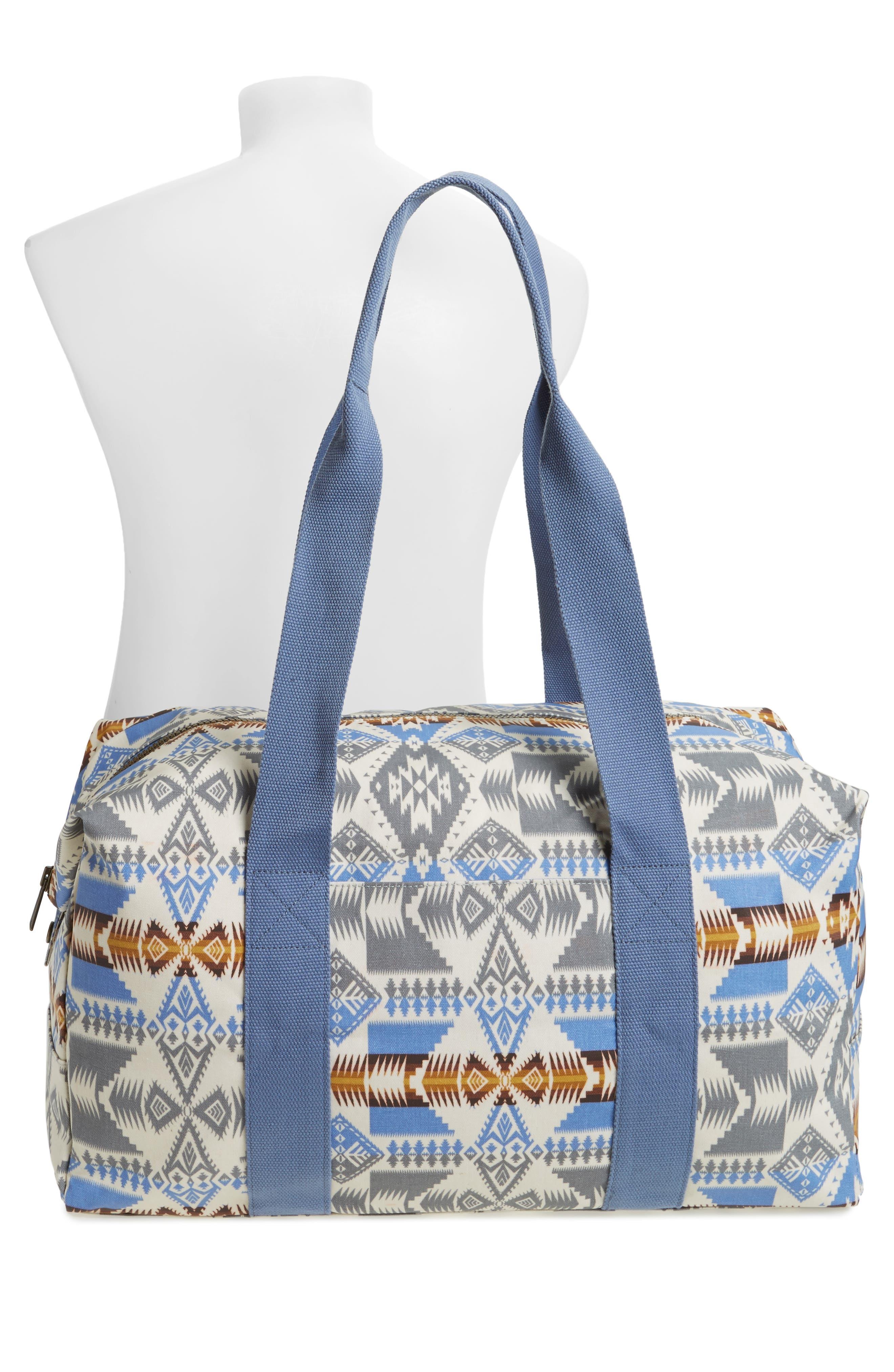 Canopy Duffel Bag,                             Alternate thumbnail 2, color,                             Silver Bark