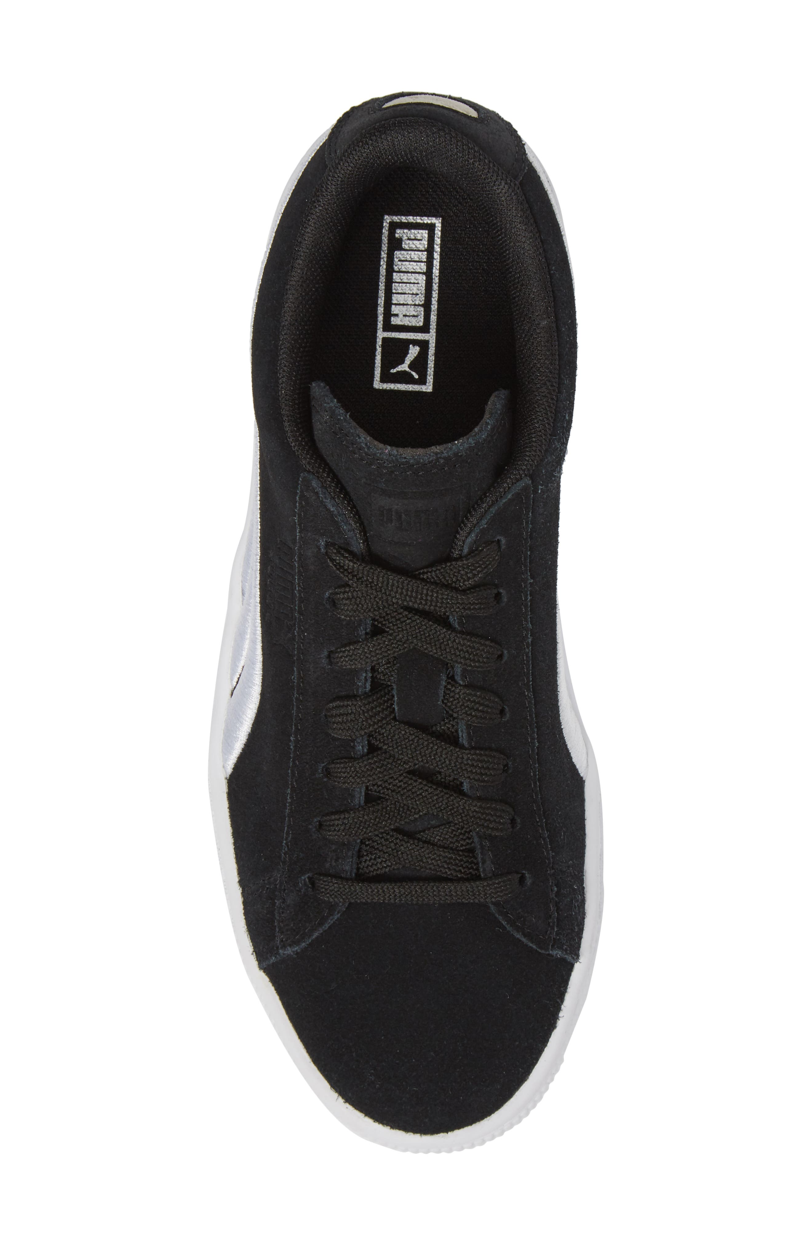Alternate Image 5  - PUMA Classic Badge Sneaker (Big Kid)