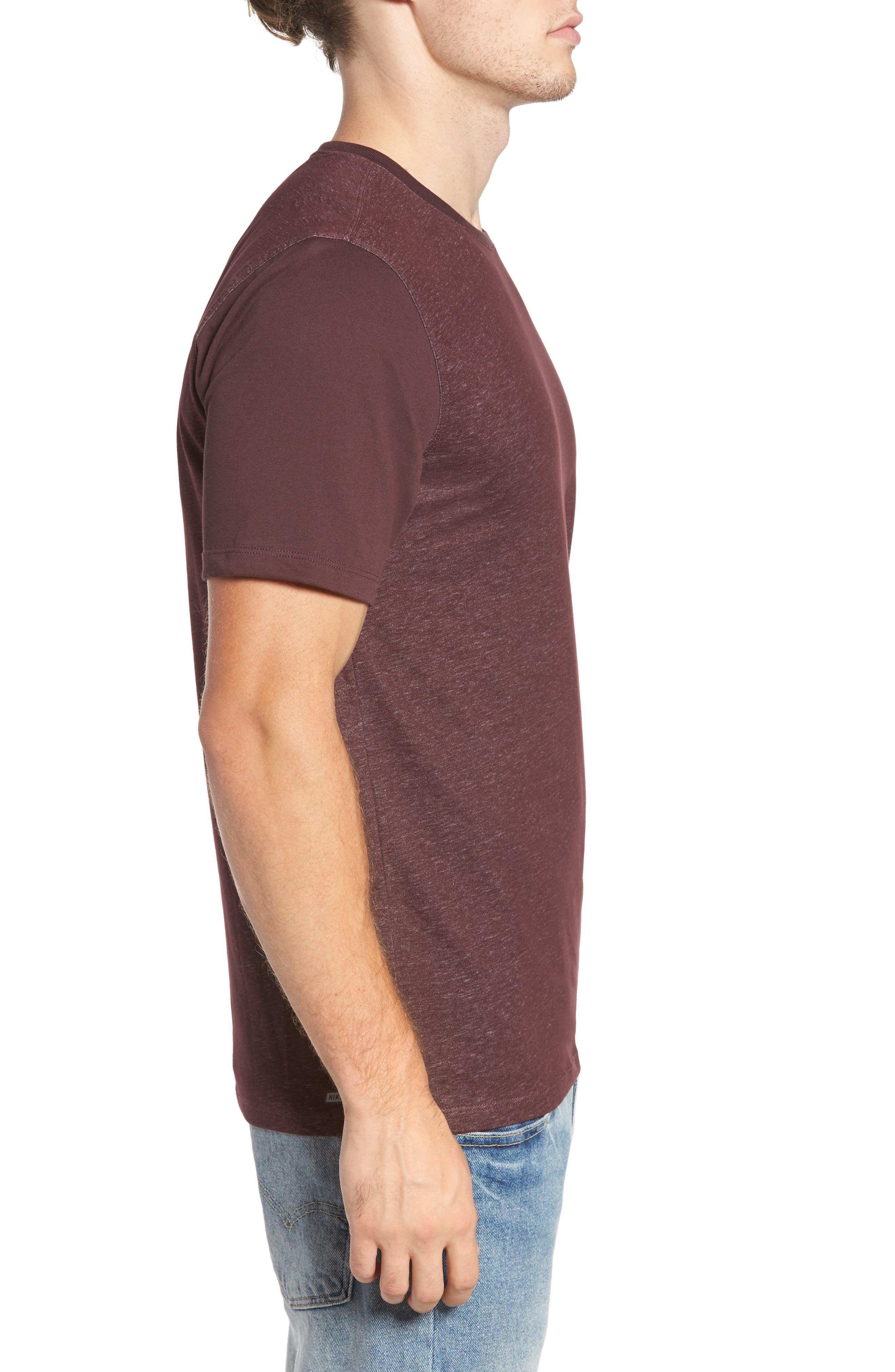 Alternate Image 3  - Hurley Lagos Snapper Dri-FIT T-Shirt