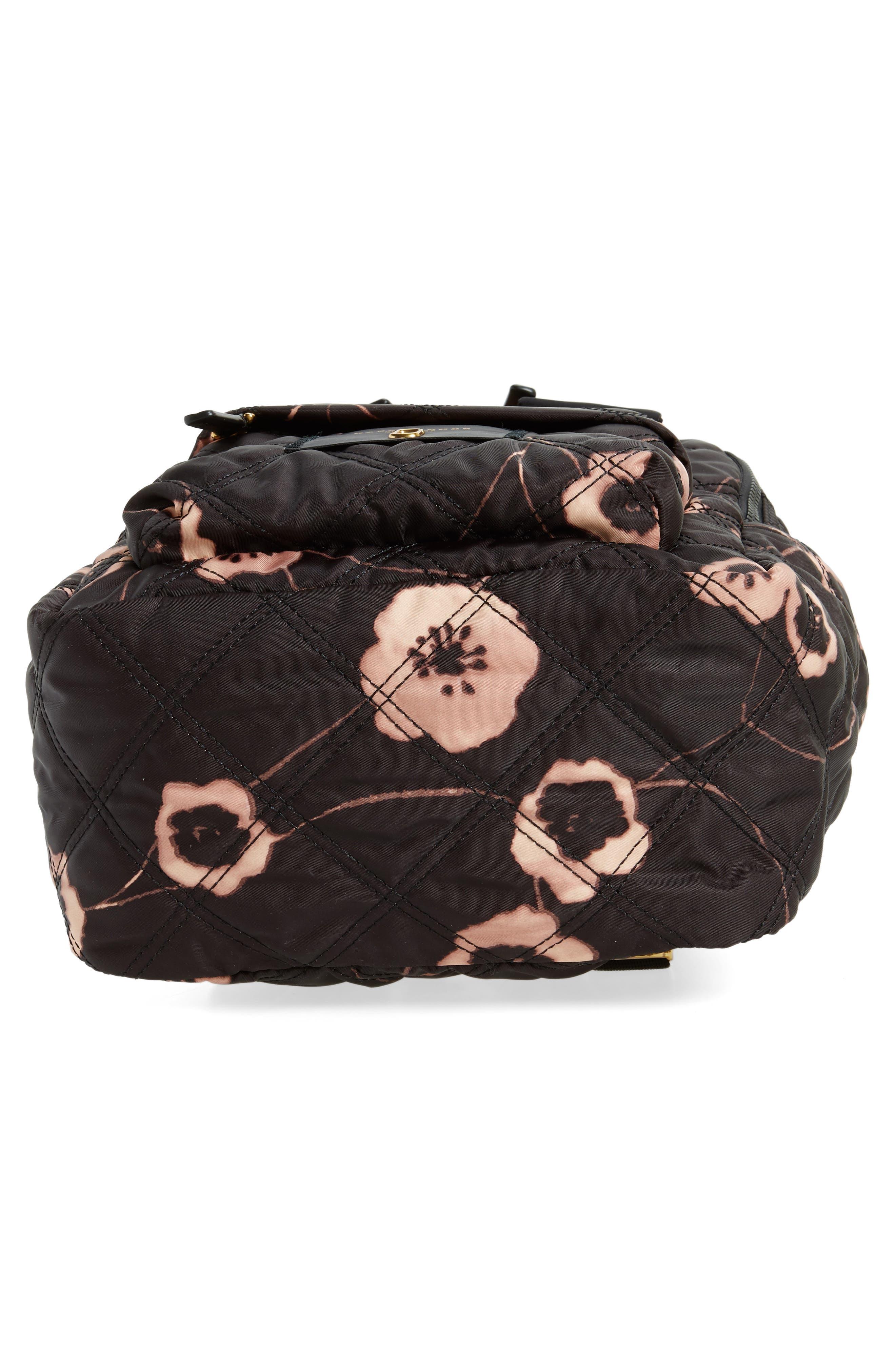 Alternate Image 4  - MARC JACOBS Small Violet Vines Knot Backpack