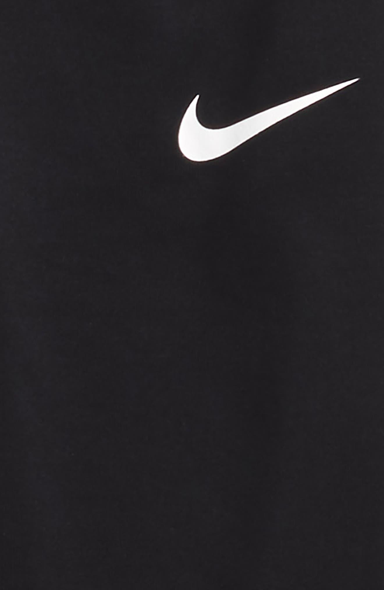 Alternate Image 6  - Nike Dry Core Studio Training Pants (Big Girls)