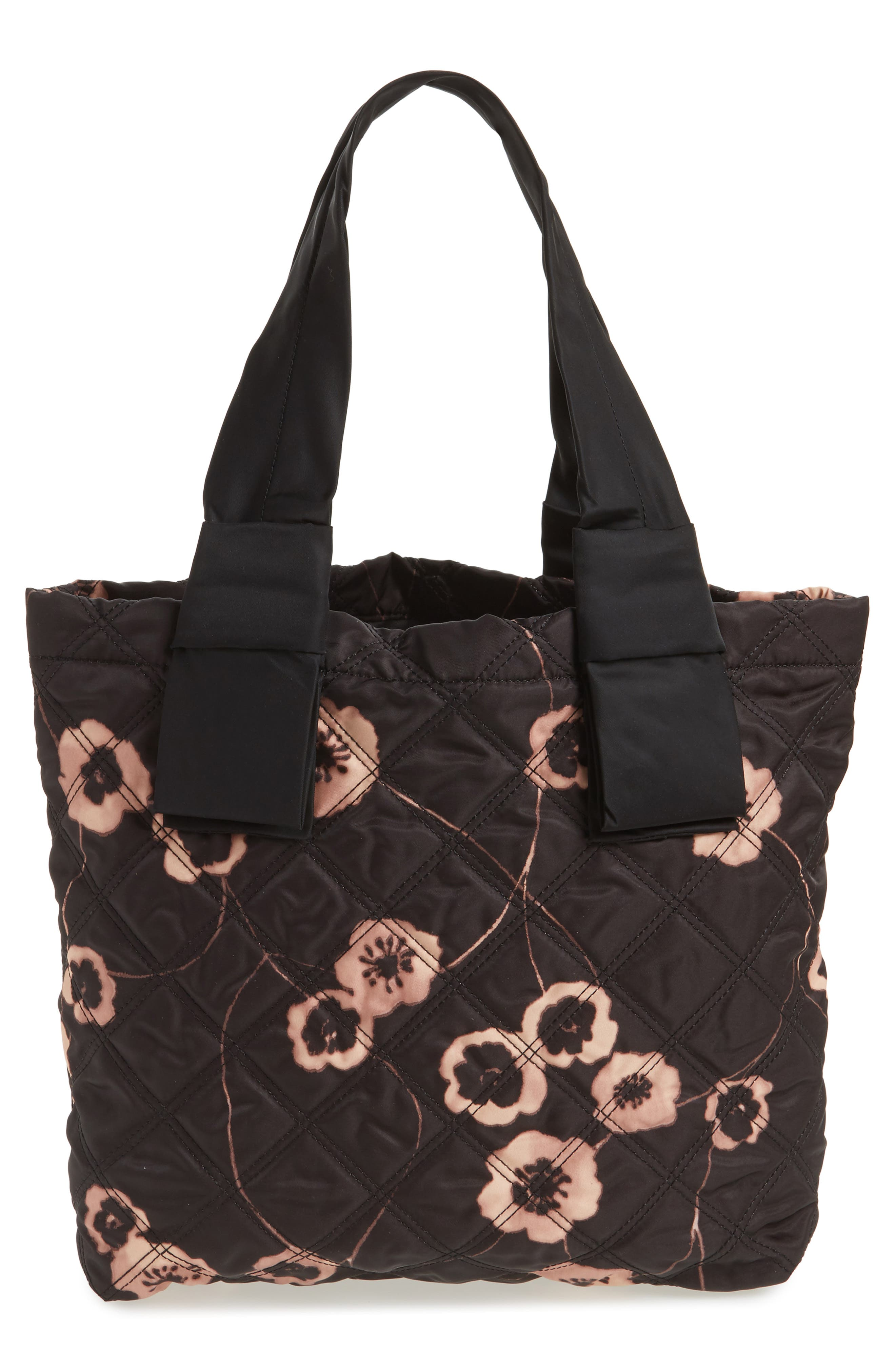 Alternate Image 2  - MARC JACOBS Small Violet Vines Knot Tote