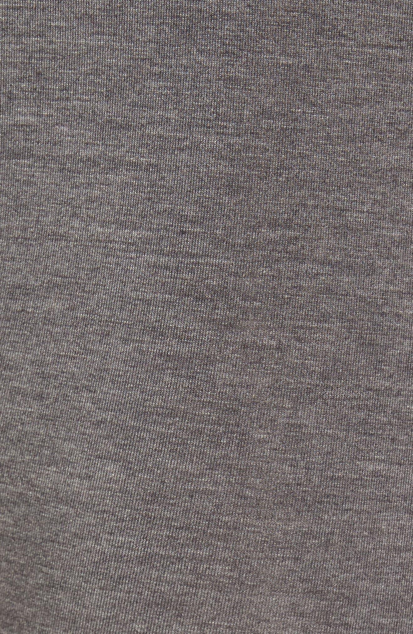 Thermal Long Johns,                             Alternate thumbnail 5, color,                             Charcoal