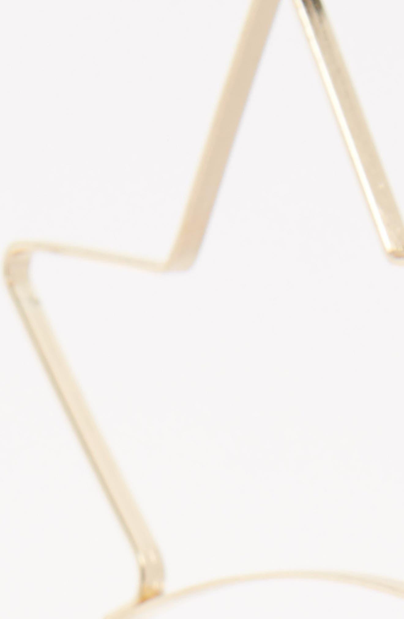 Alternate Image 2  - Shinhwa Metal Crown Headband