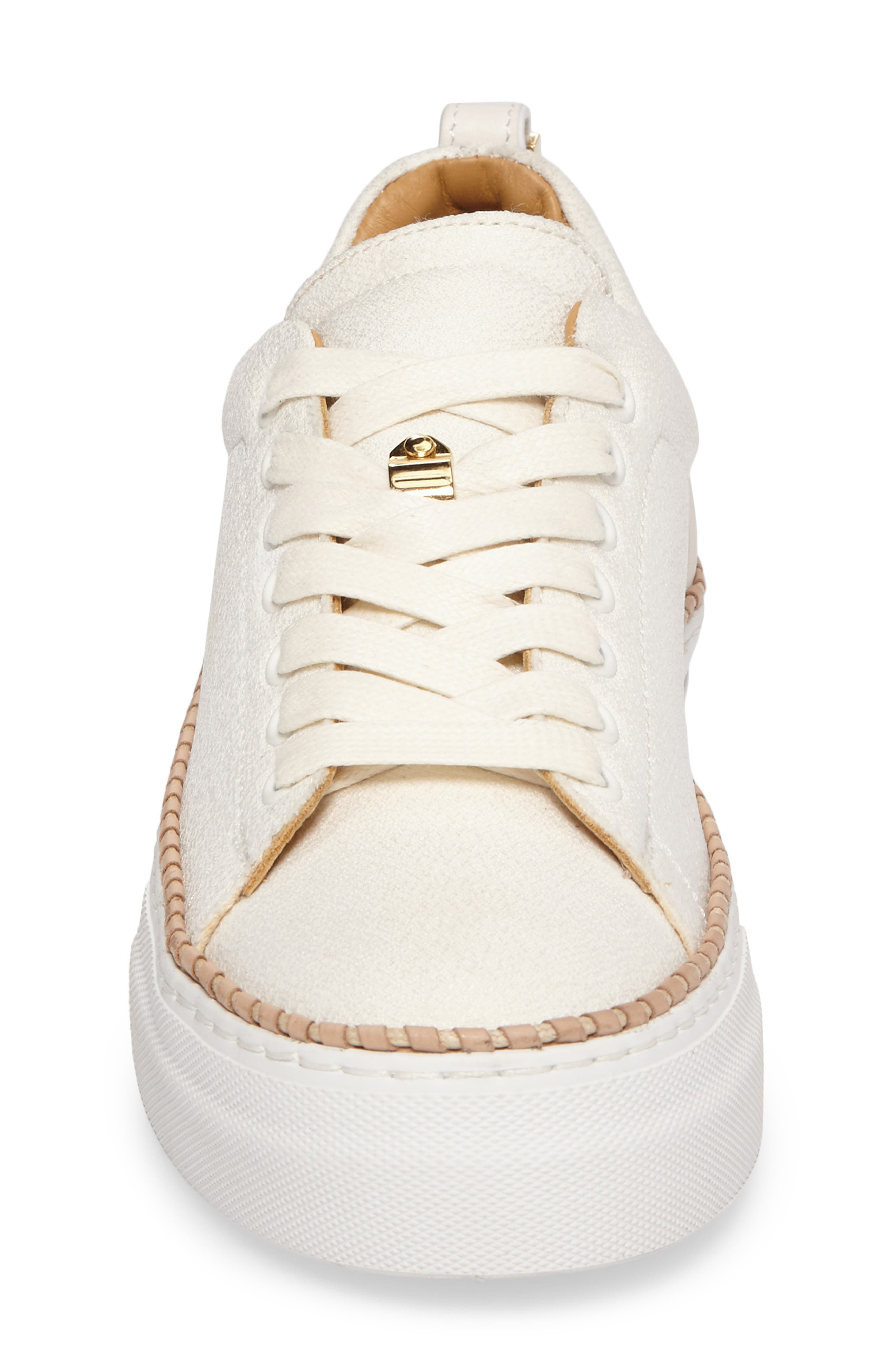 Alternate Image 4  - Buscemi Tennis Crepone Sneaker (Women)