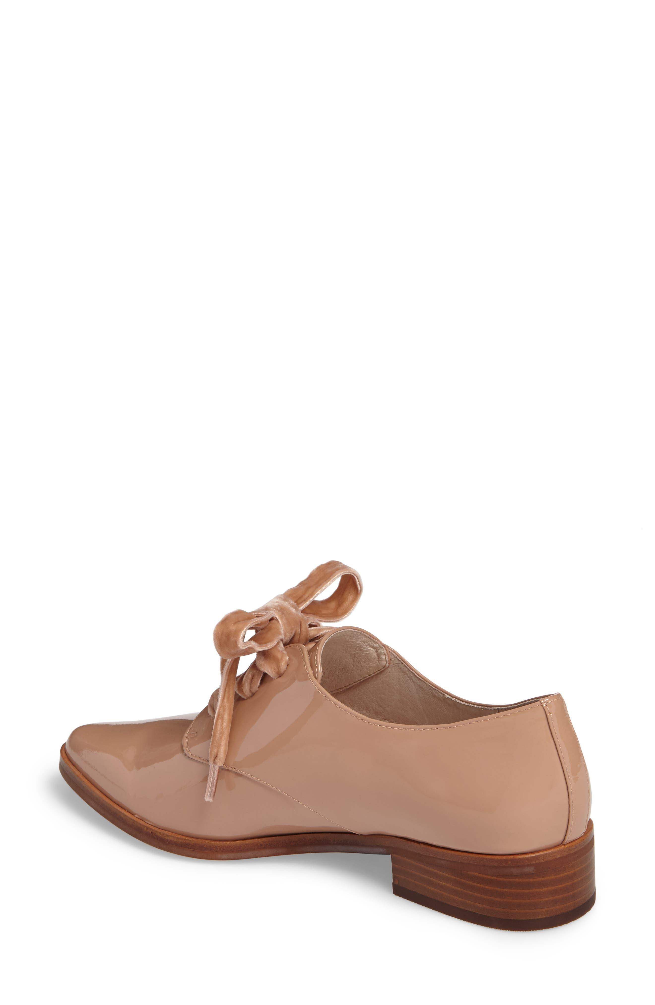 Alternate Image 2  - Louise et Cie 'Adwin' Almond Toe Oxford (Women) (Nordstrom Exclusive)