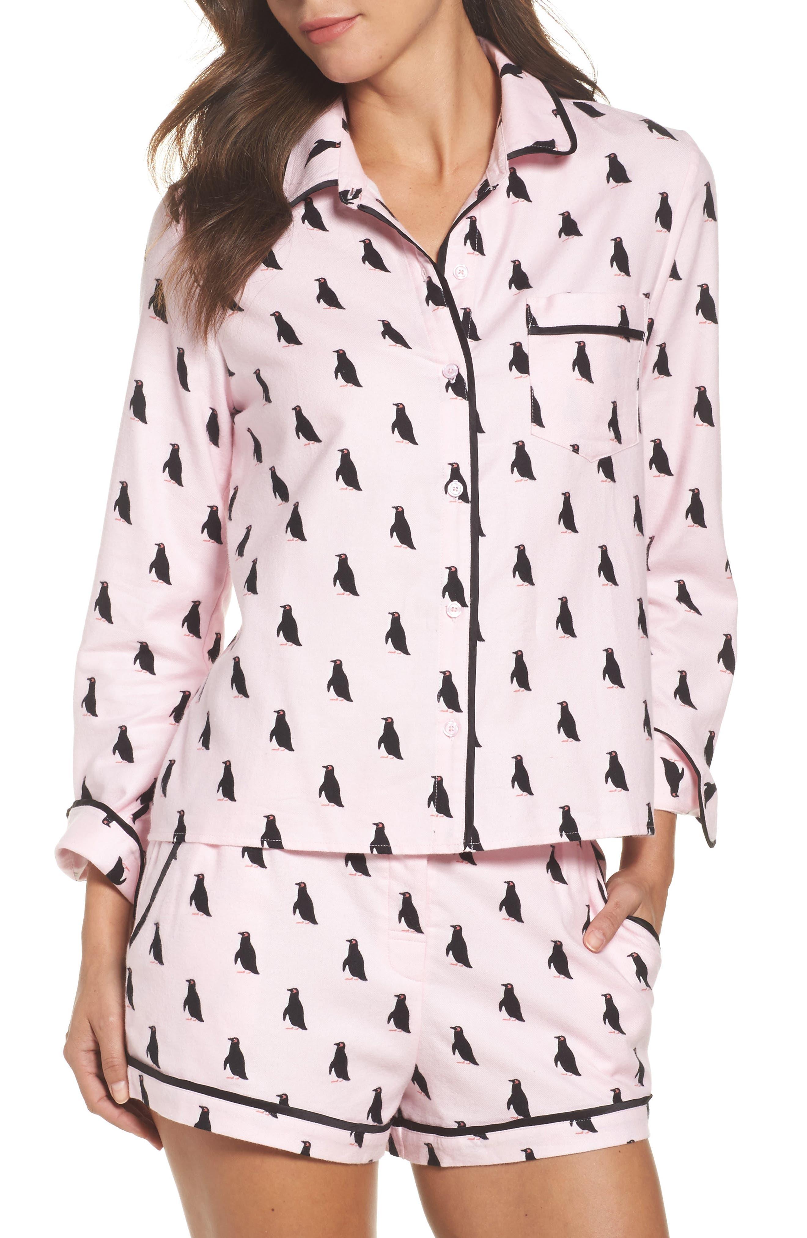 kate spade new york short pajamas