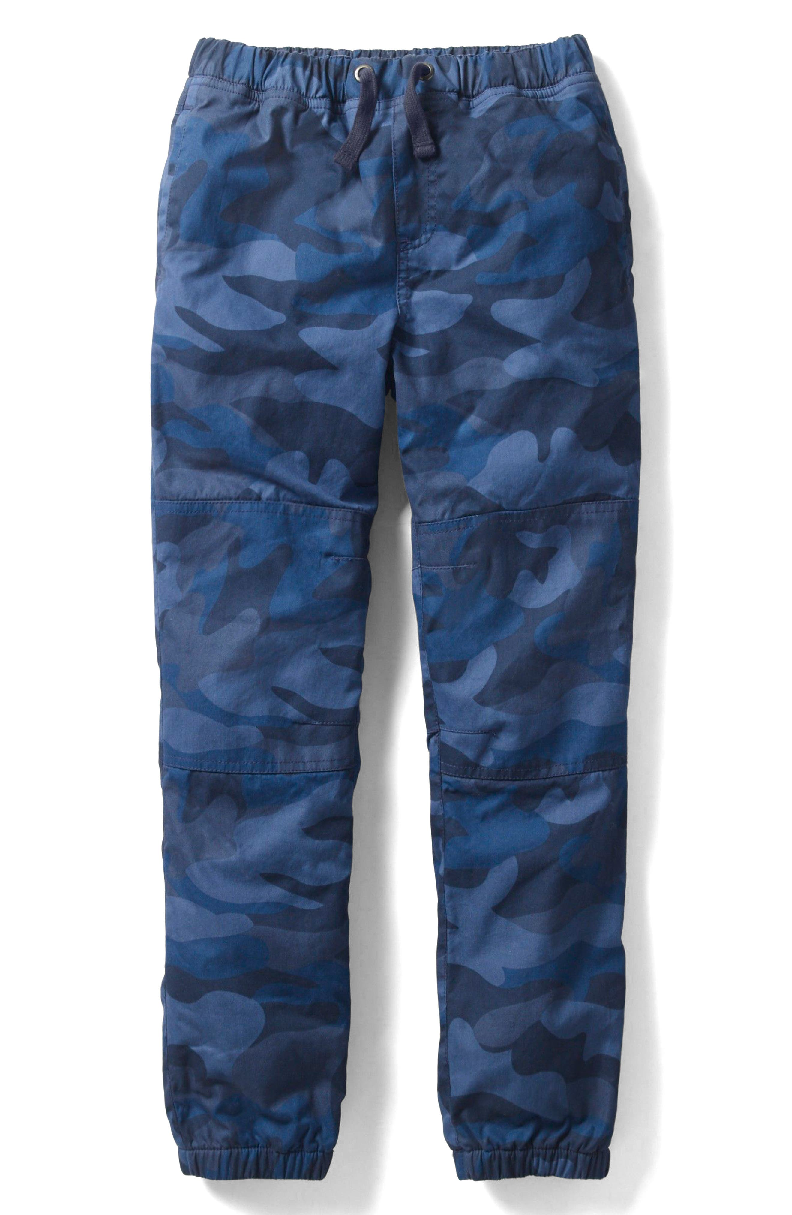Mini Boden Fleece Lined Pants Toddler Boys, Little Boys & Big Boys)