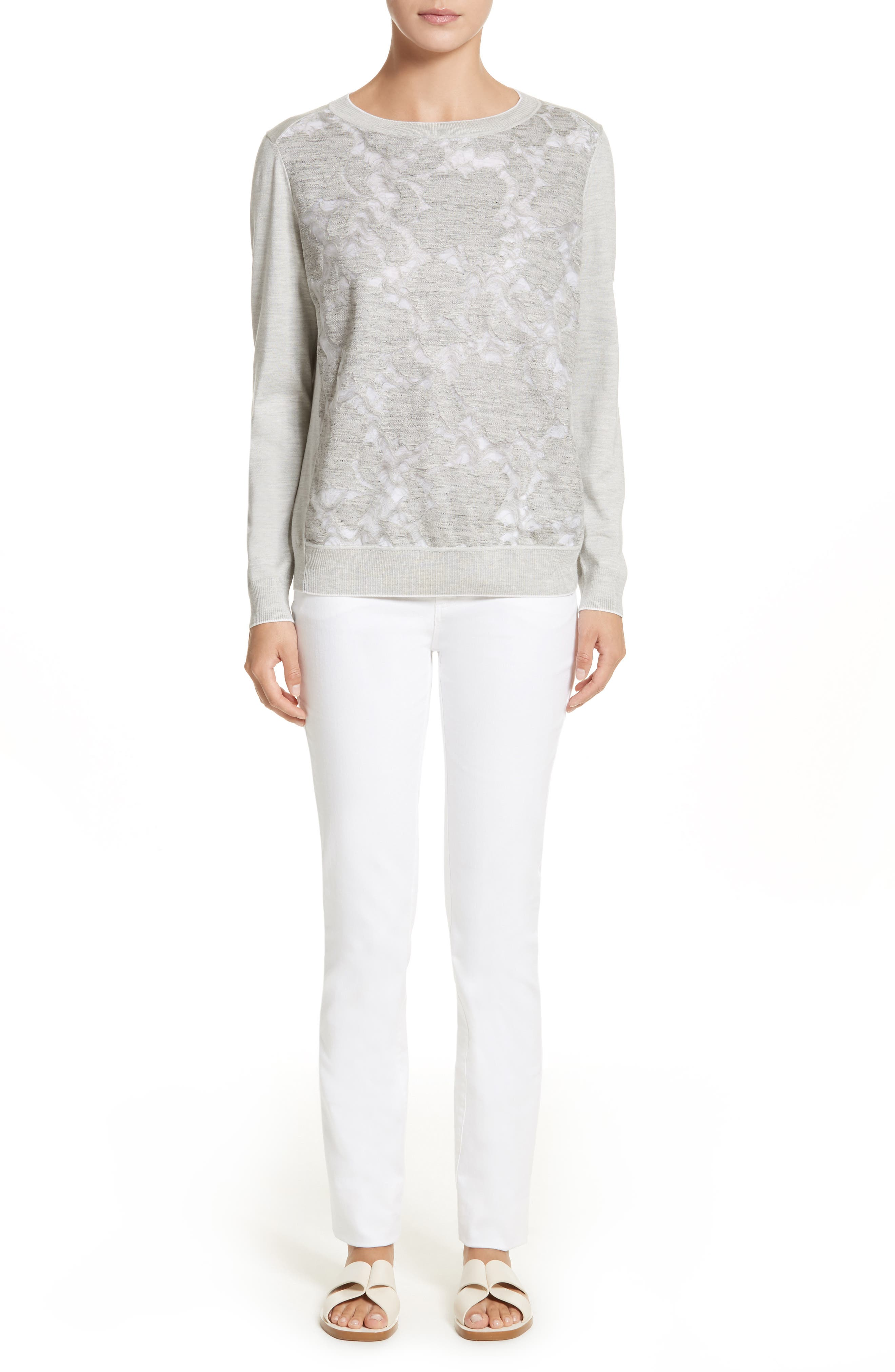 Alternate Image 6  - Lafayette 148 New York Aralynn Top