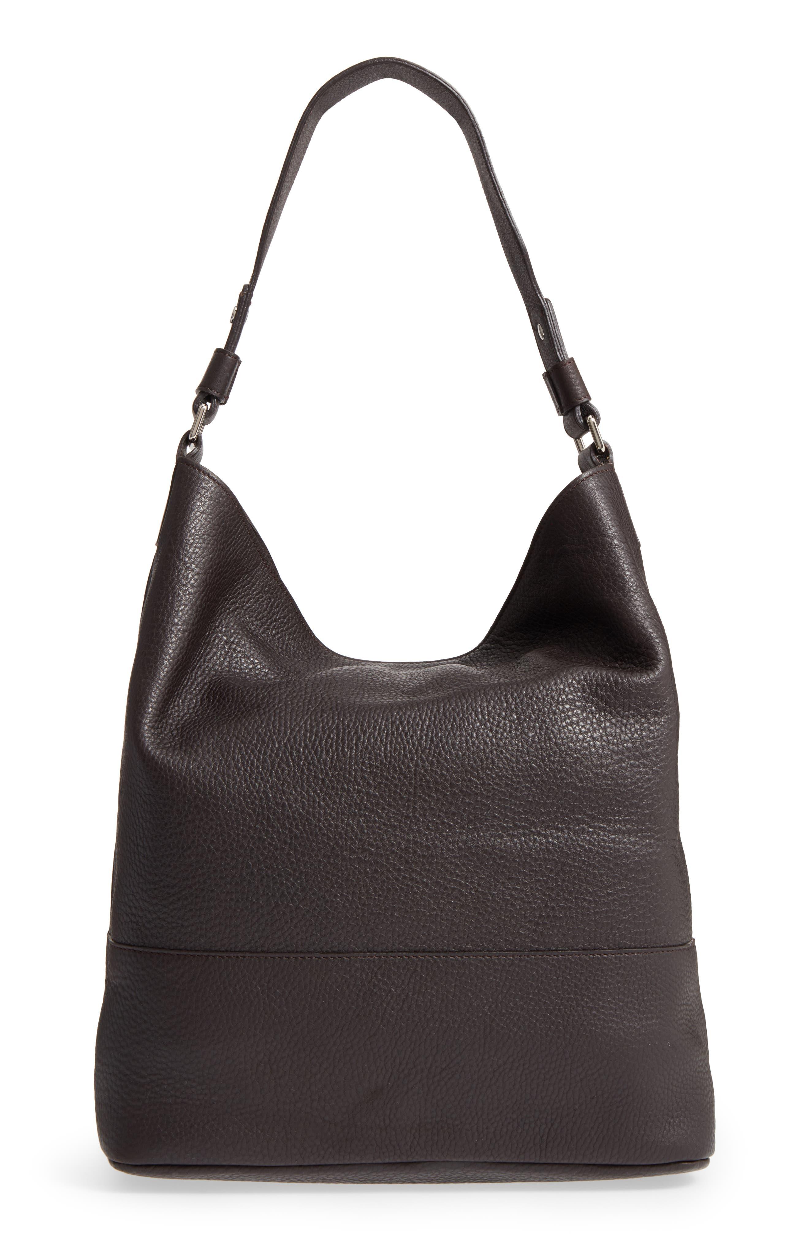 Alternate Image 2  - Shinola Relaxed Calfskin Leather Hobo Bag