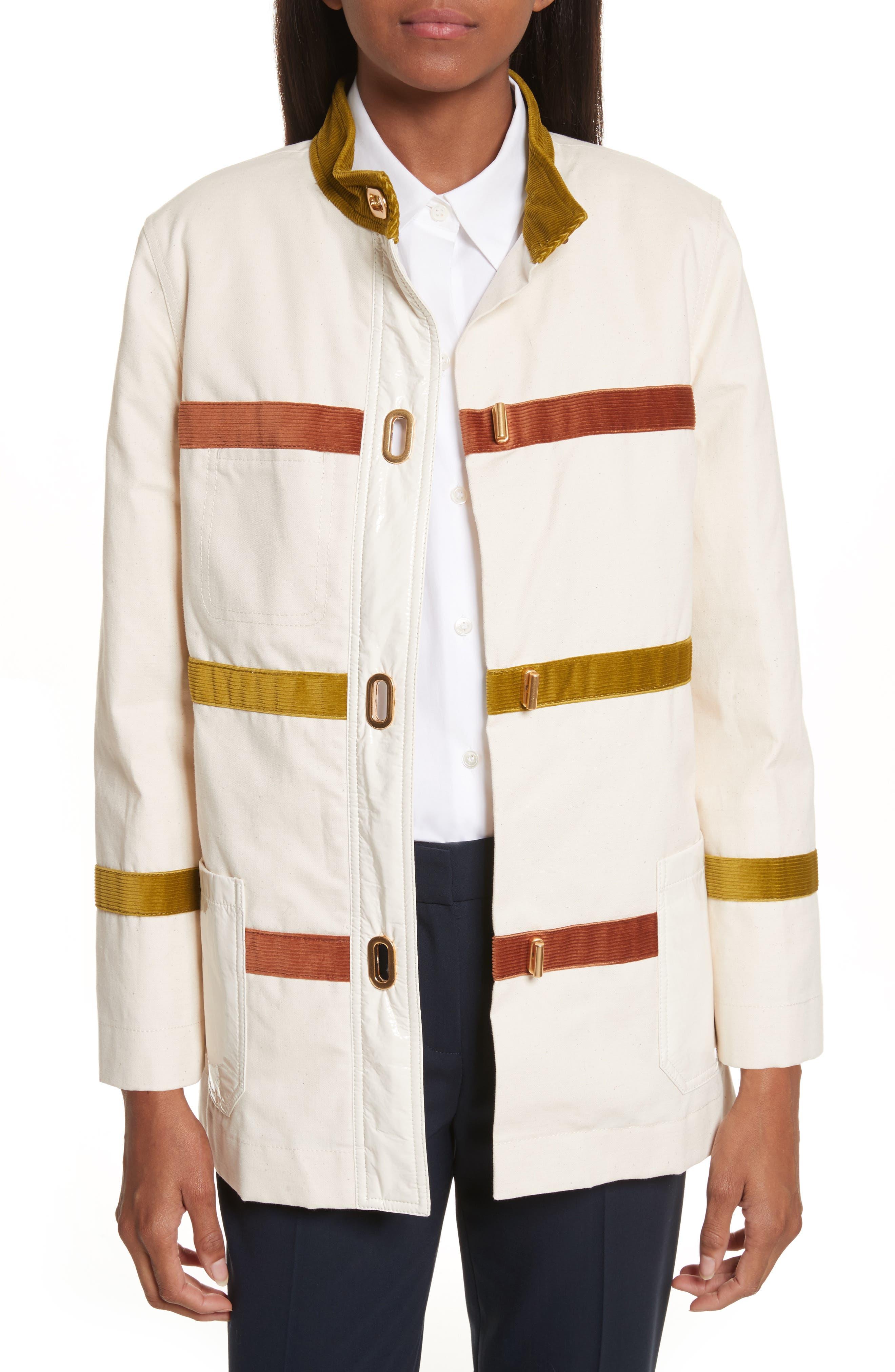 Alternate Image 1 Selected - Tory Burch Cadyn Jacket