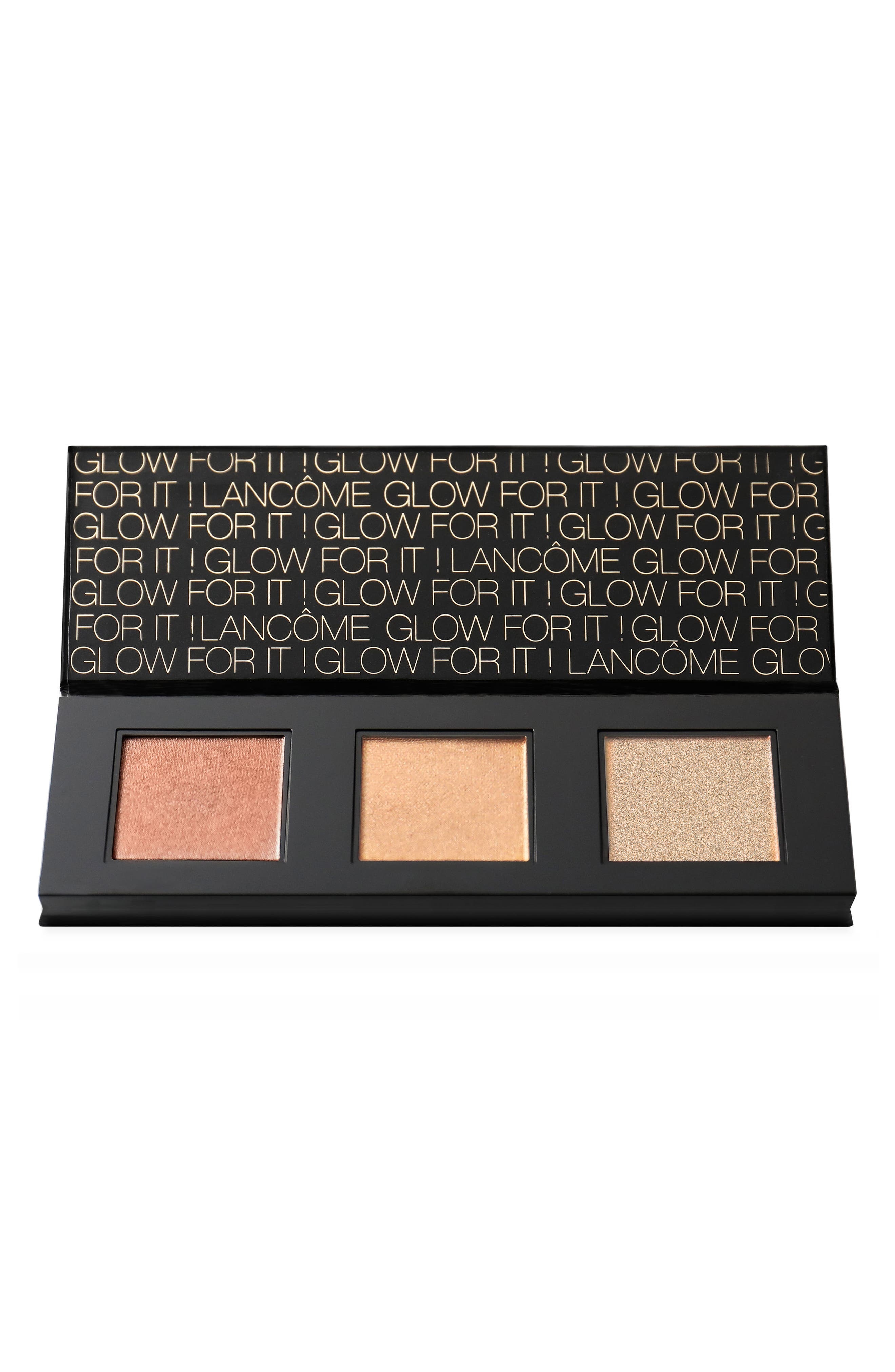 Glow for It Allover Color Highlighting Palette,                         Main,                         color, Golden Gleam