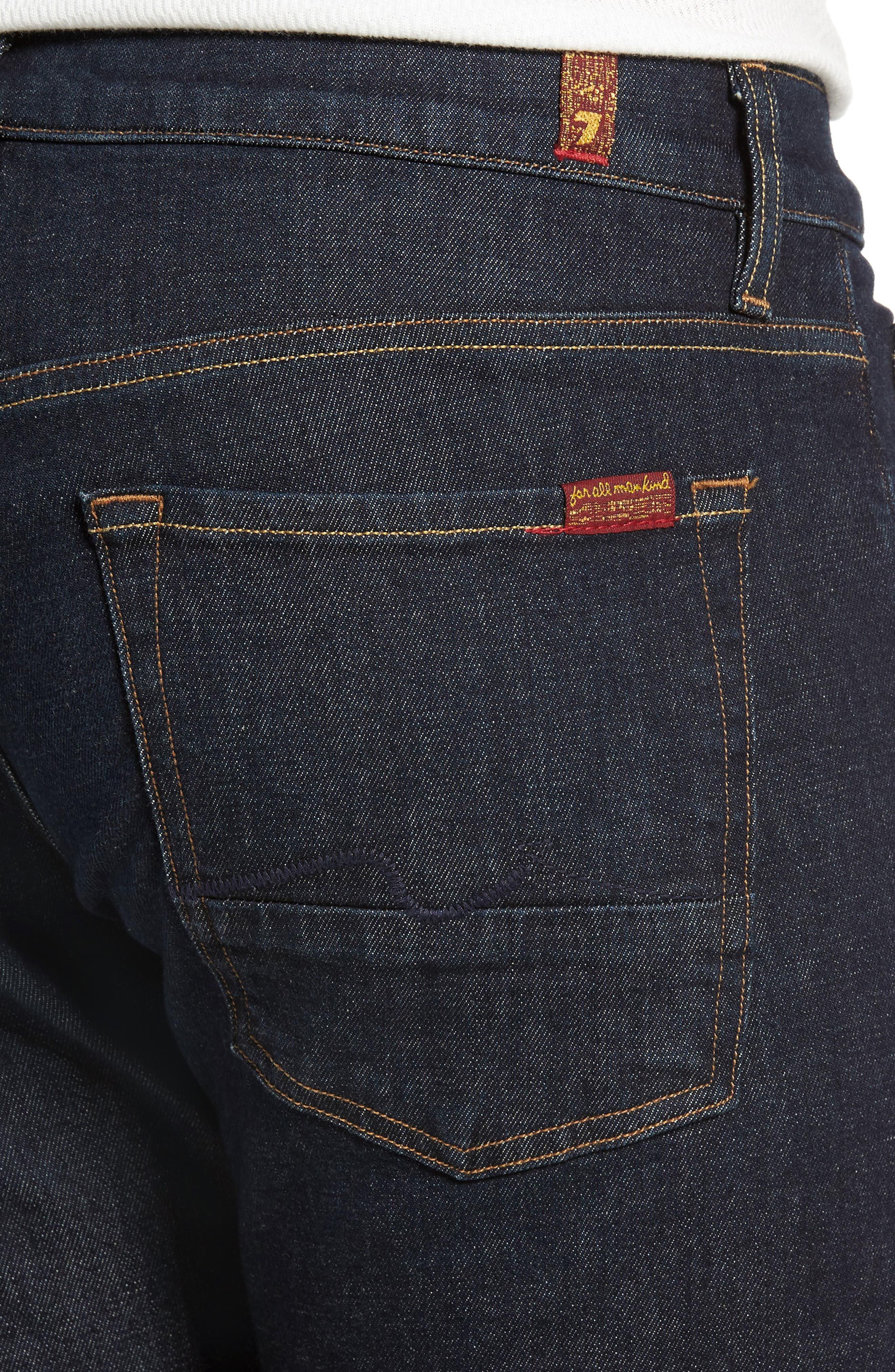 Alternate Image 4  - 7 For All Mankind® Austyn Relaxed Fit Jeans (Codec)