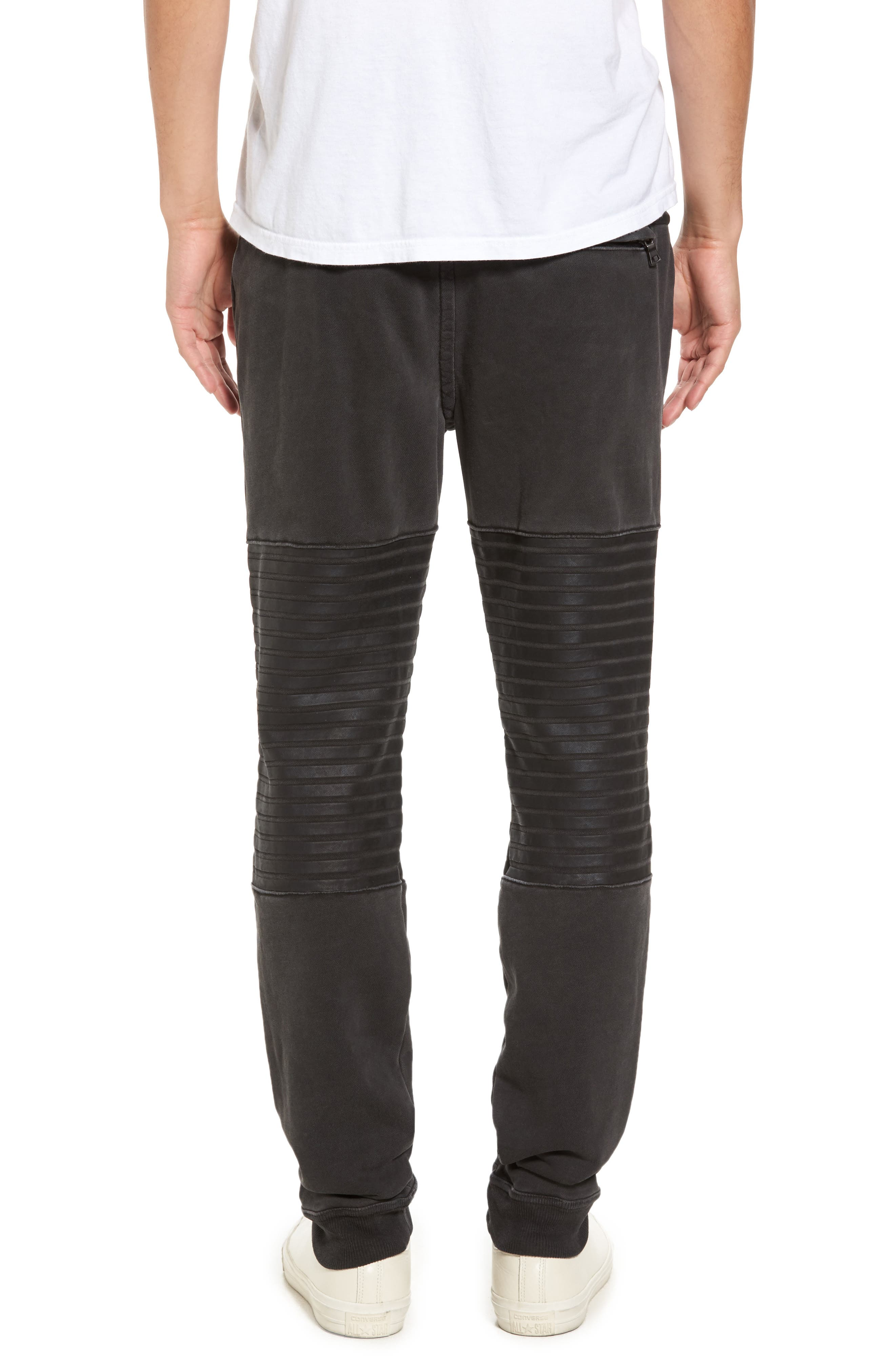 Alternate Image 2  - True Religion Brand Jeans Moto Sweatpants
