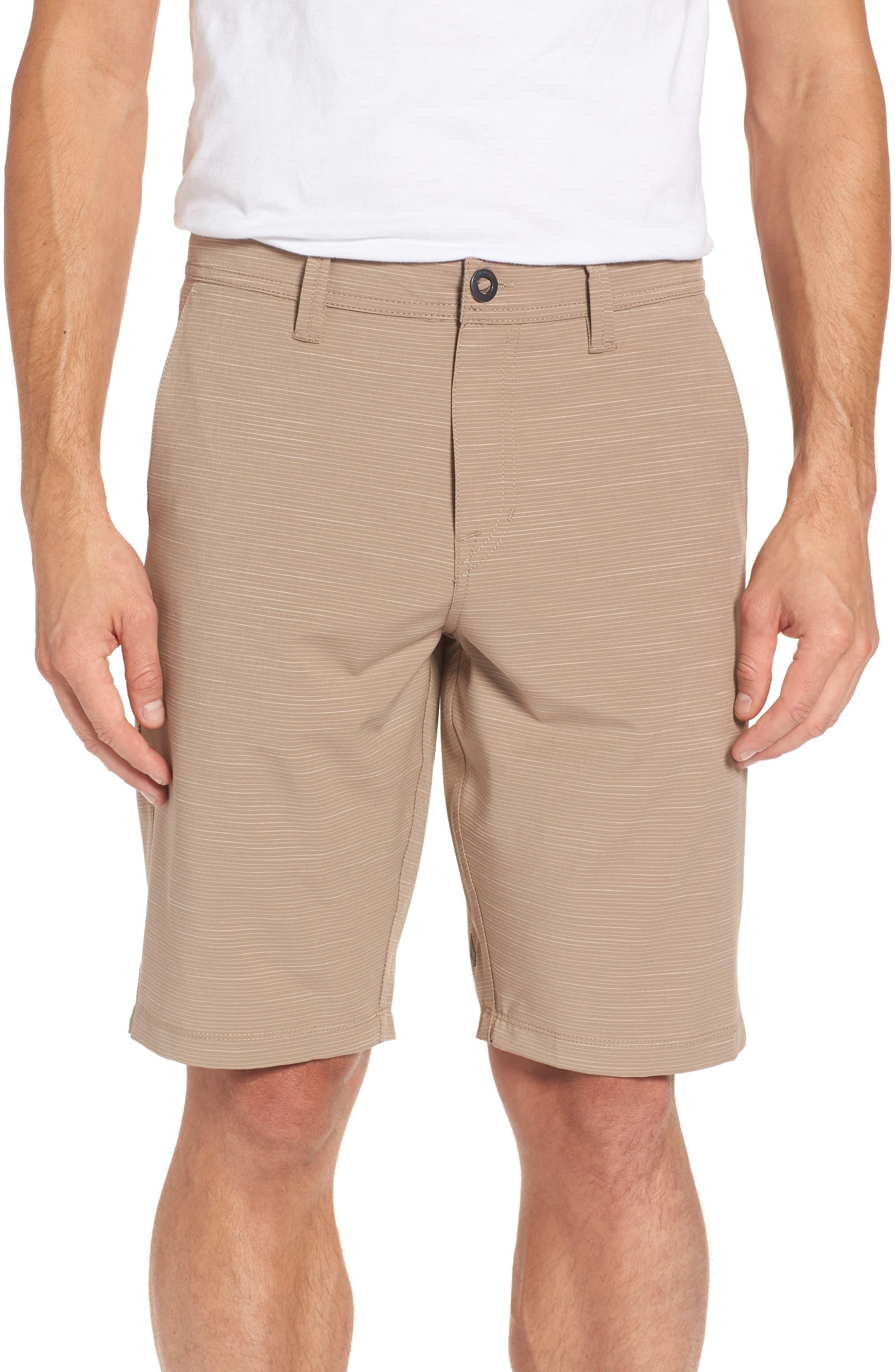 Surf 'N Turf Shorts,                         Main,                         color, Beige