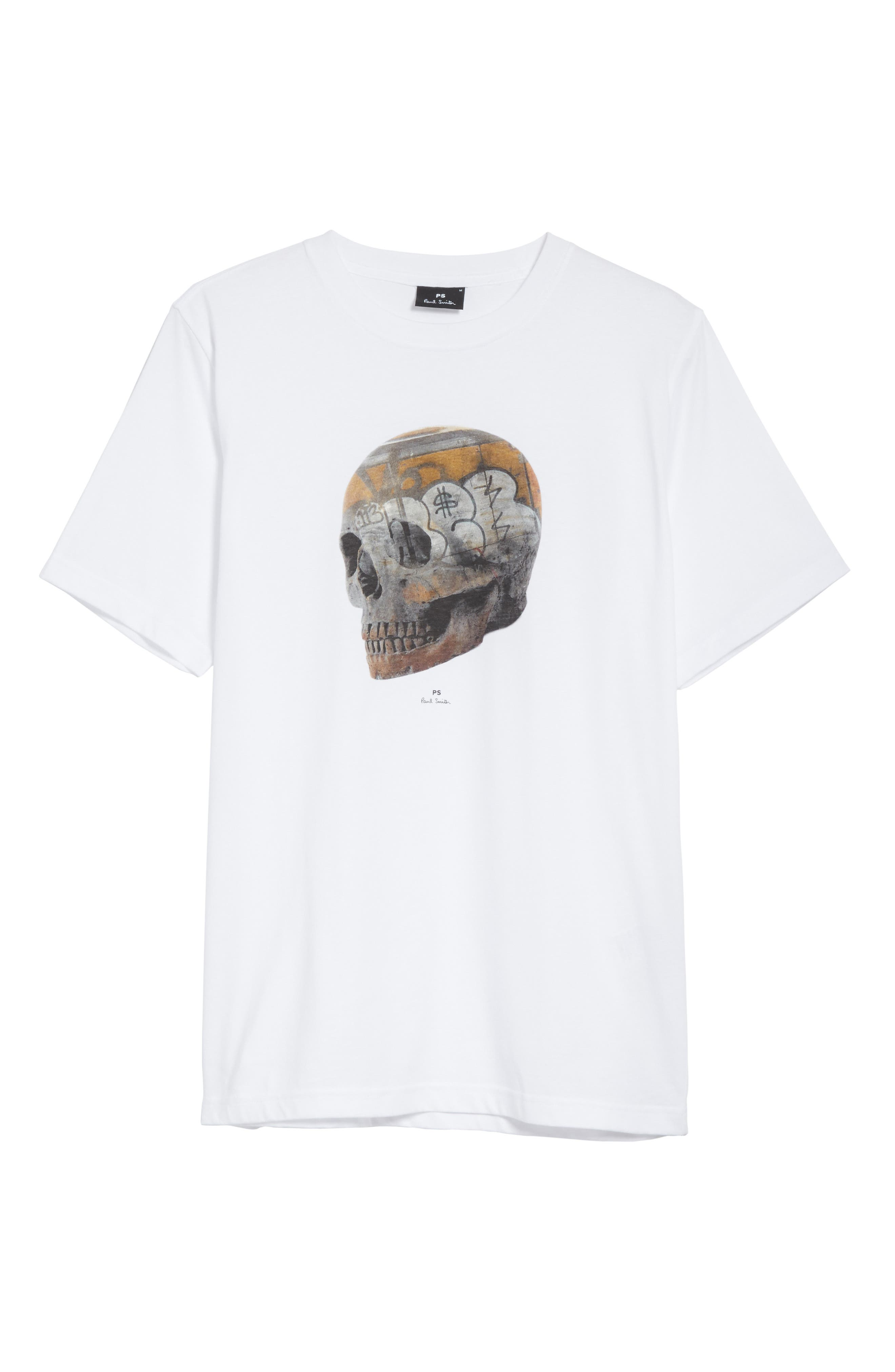 Alternate Image 6  - PS Paul Smith Skull Graphic T-Shirt